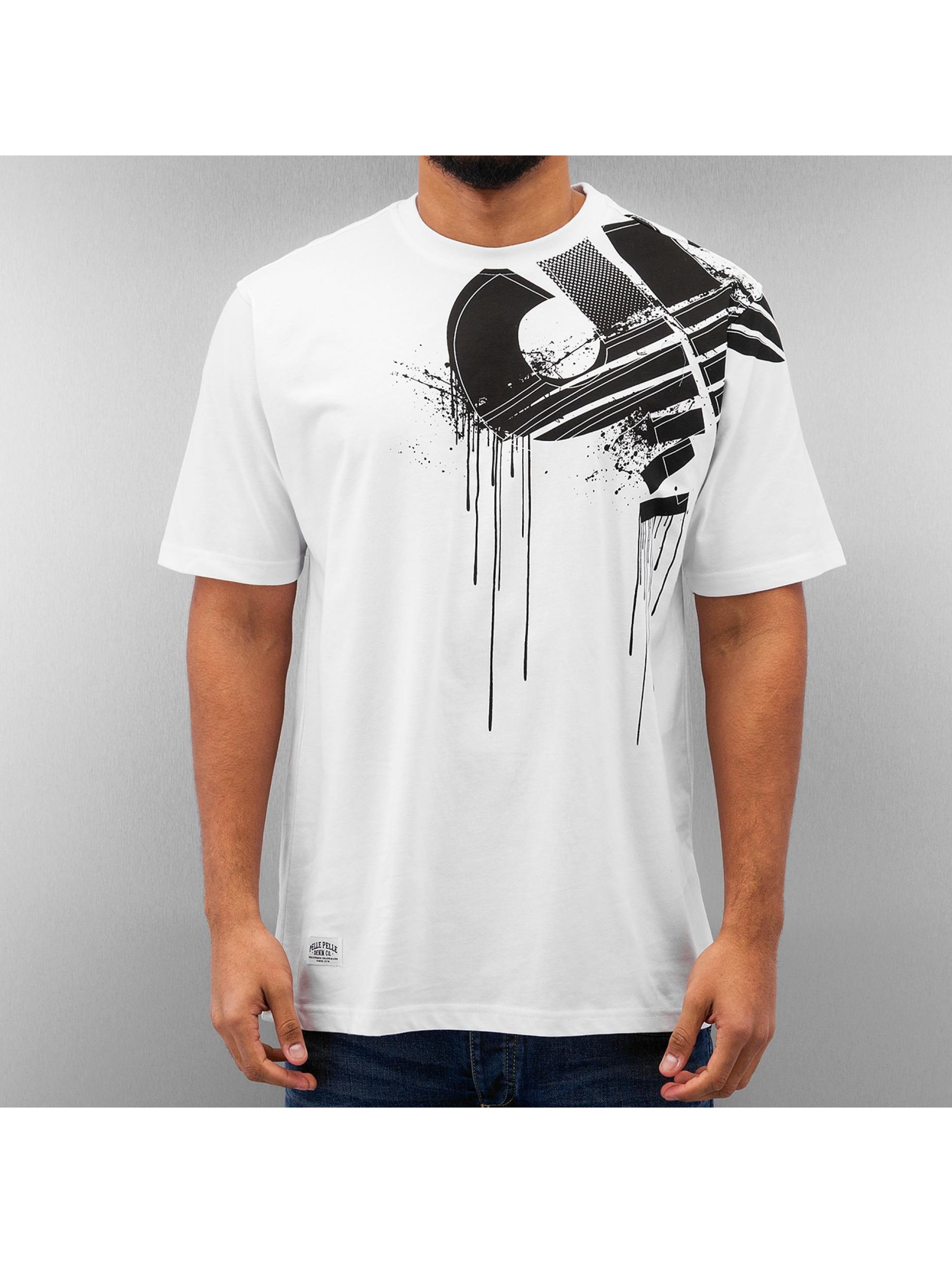 Pelle Pelle T-paidat Demolition valkoinen