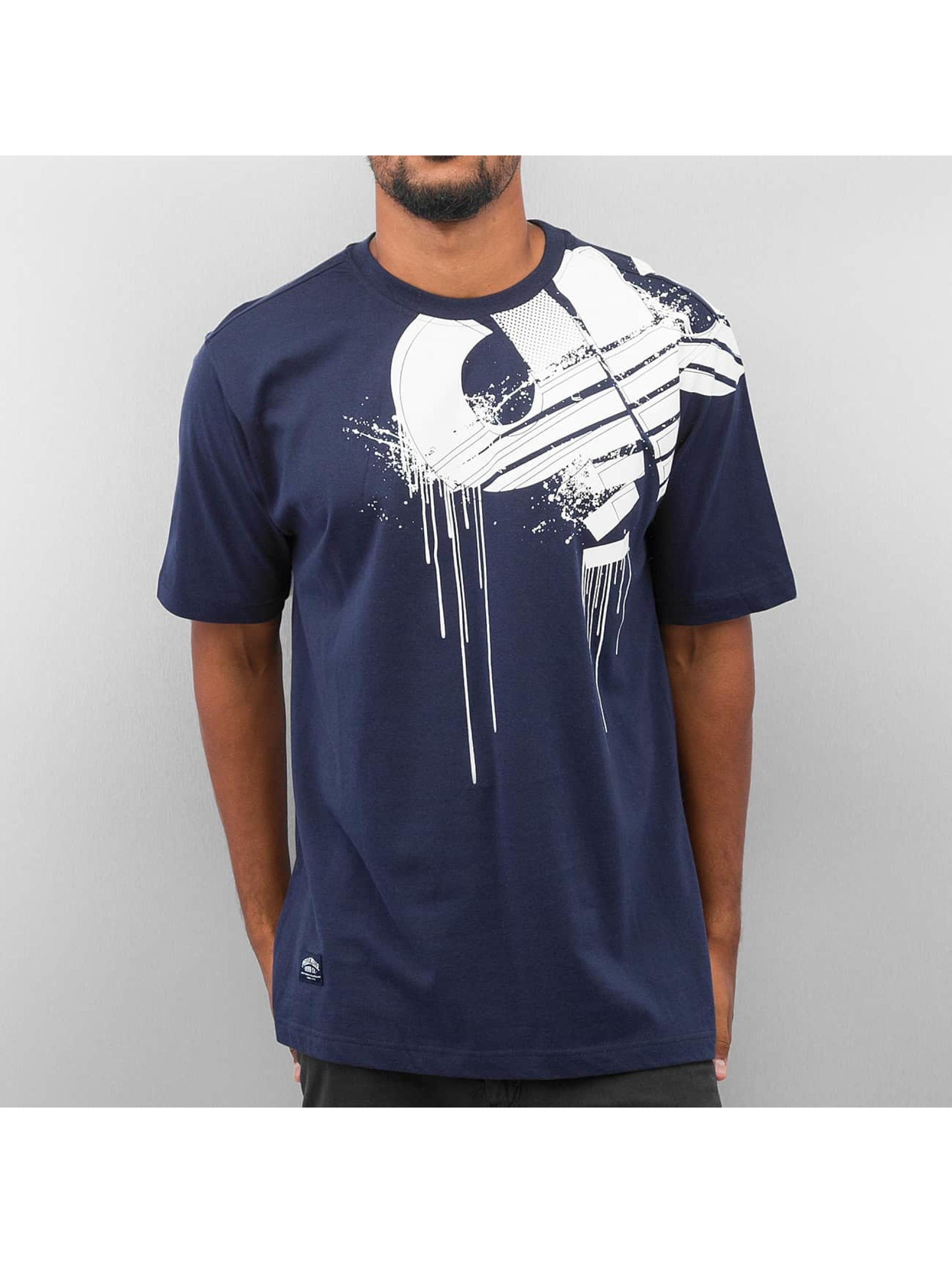 Pelle Pelle T-Shirt Demolition bleu
