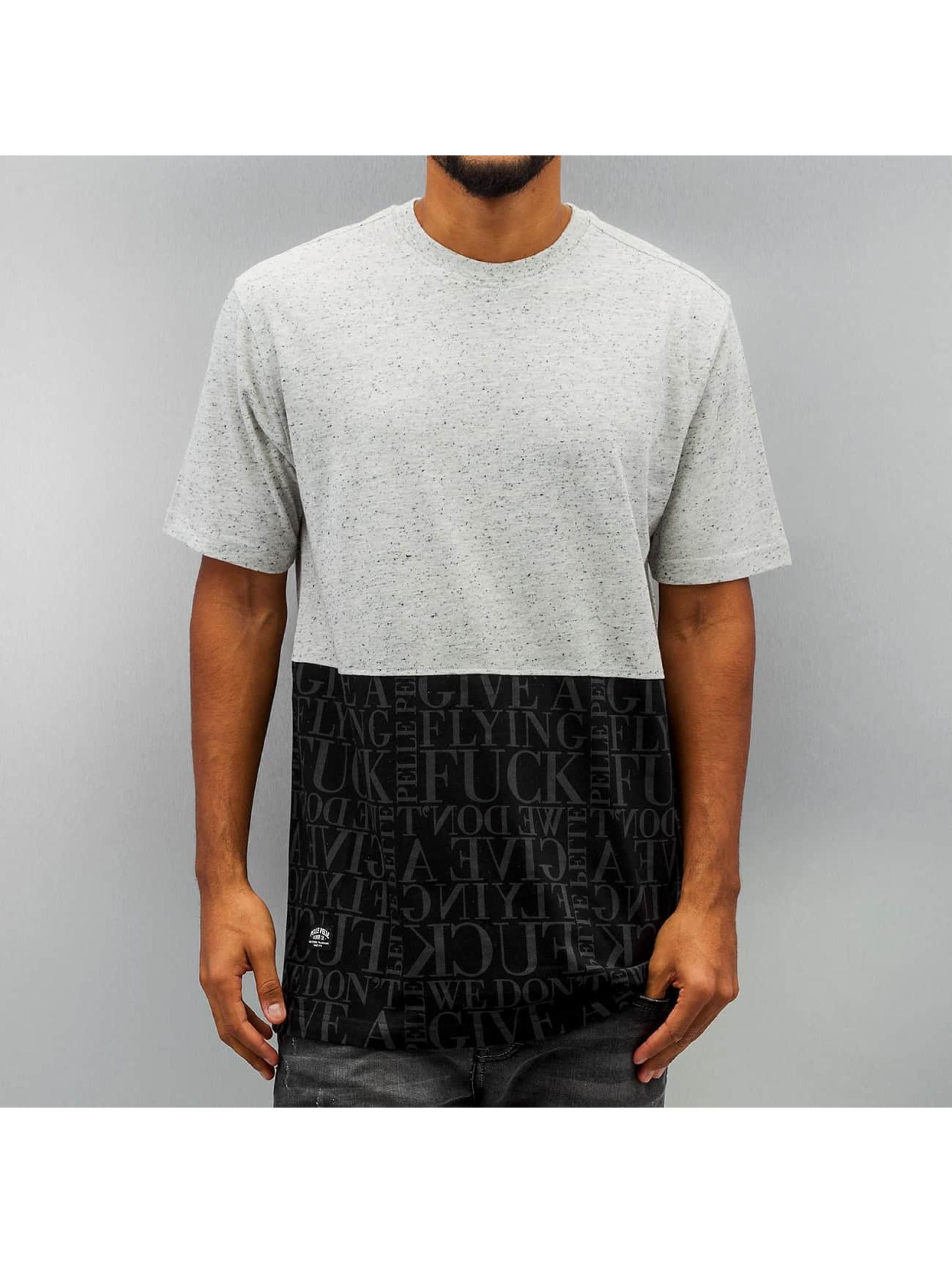 Pelle Pelle T-Shirt Half Measures gray