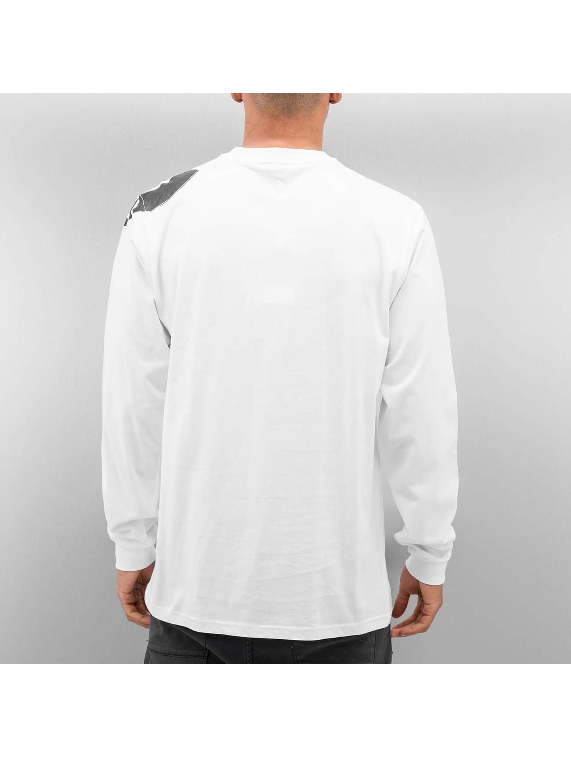 Pelle Pelle T-Shirt manches longues Demolition blanc