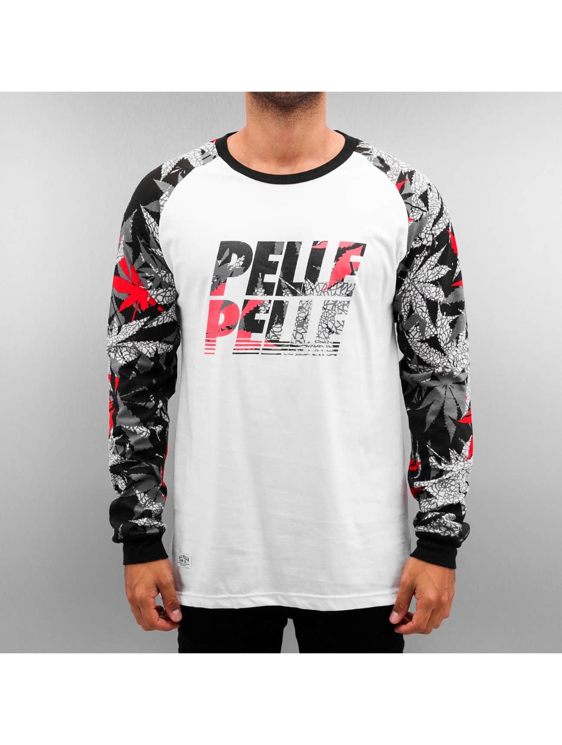 Pelle Pelle T-Shirt manches longues Highliner blanc