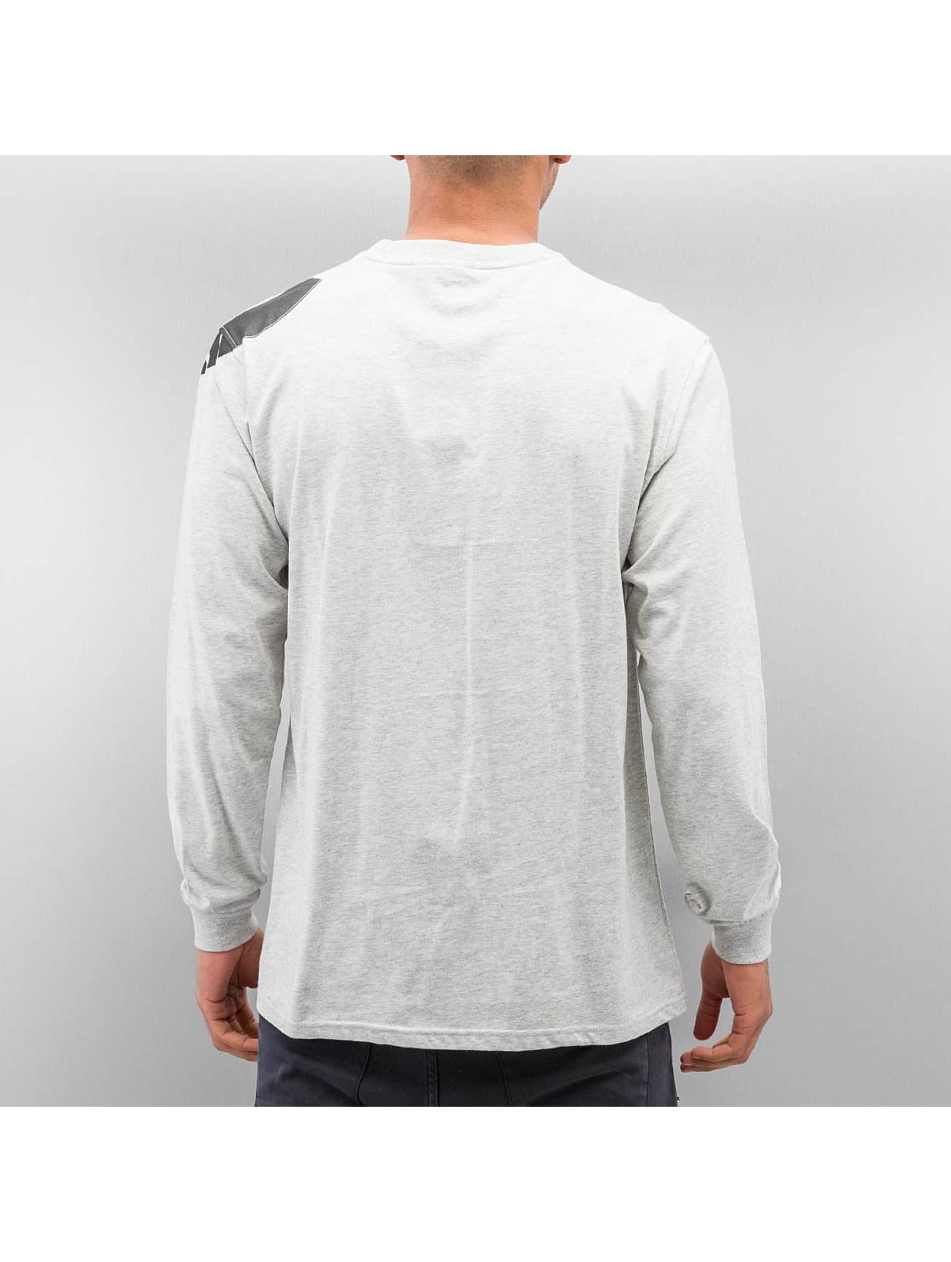 Pelle Pelle T-Shirt manches longues Demolition gris