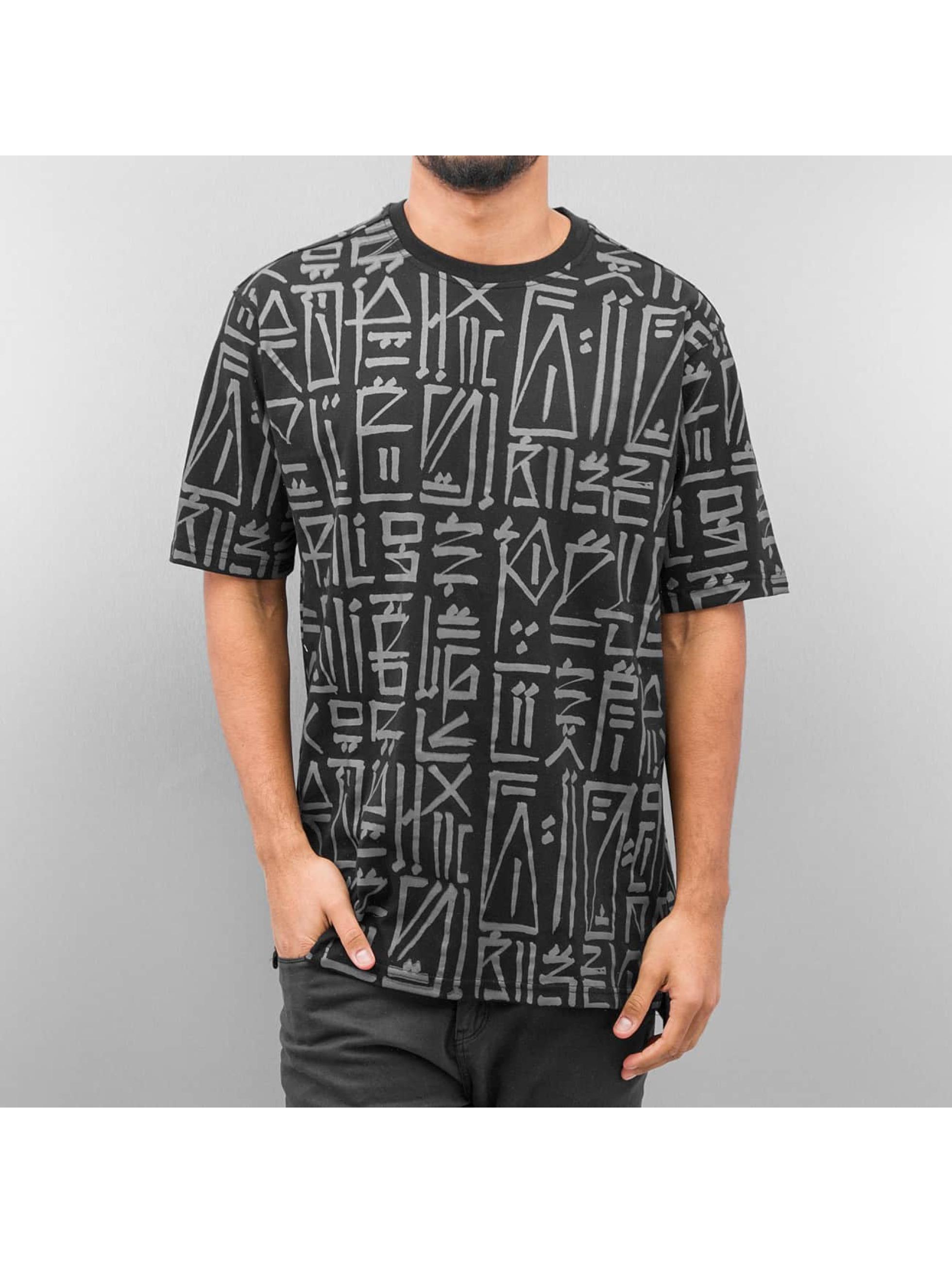 Pelle Pelle T-Shirt Flip Da Script noir