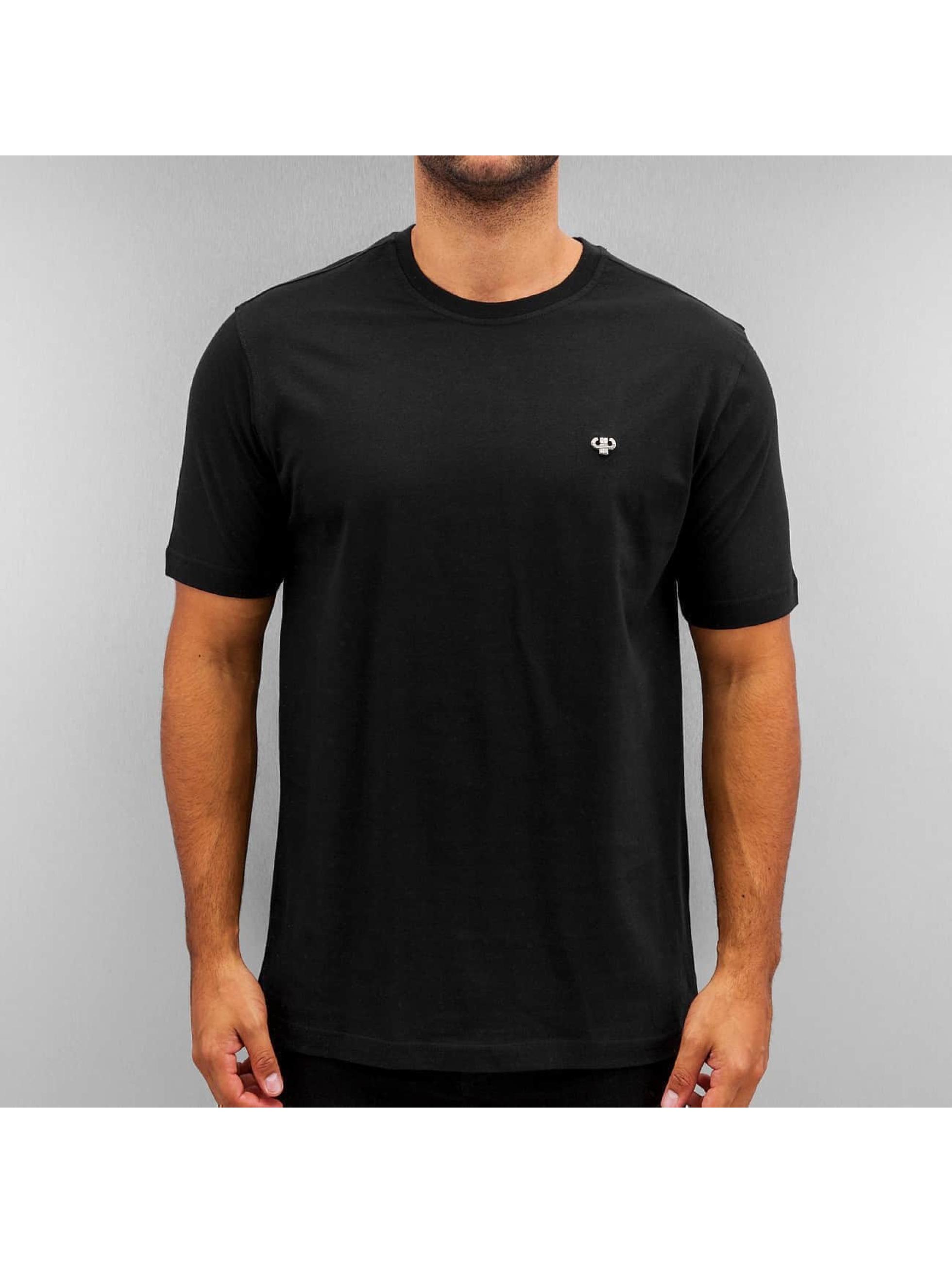 Pelle Pelle T-Shirt Core Icon Plate noir