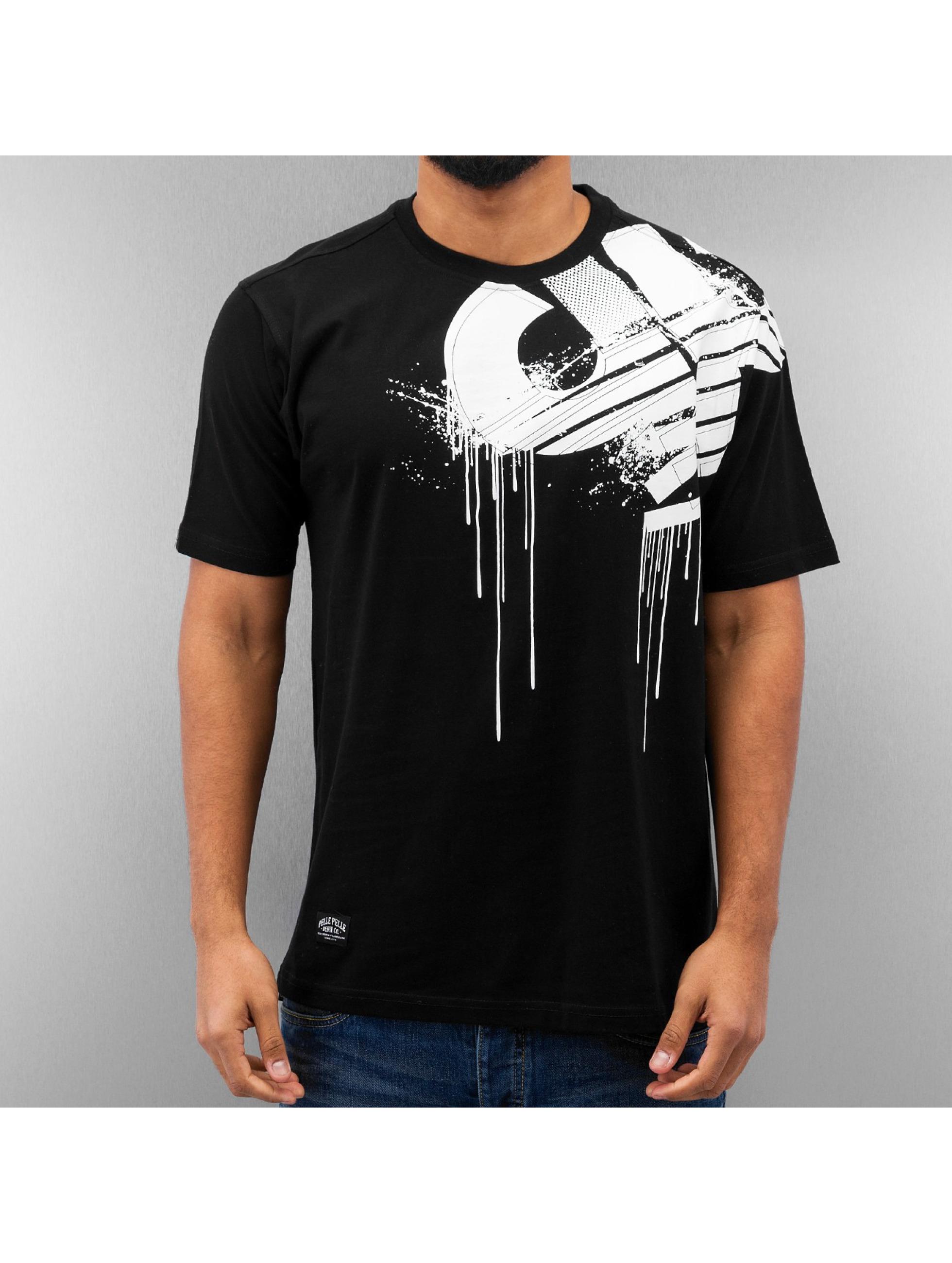 Pelle Pelle T-Shirt Demolition schwarz