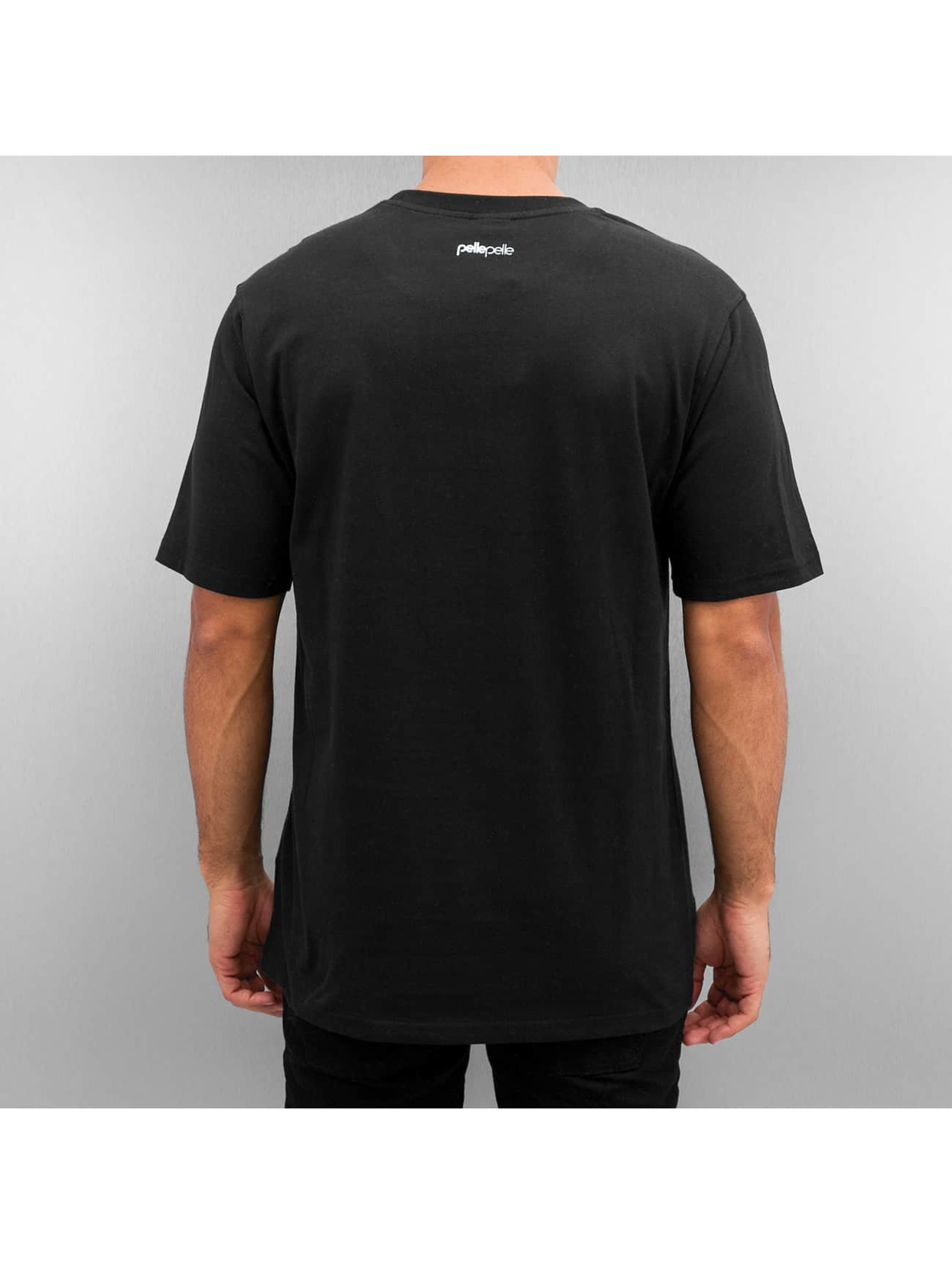 Pelle Pelle T-Shirt Fresh Icon schwarz