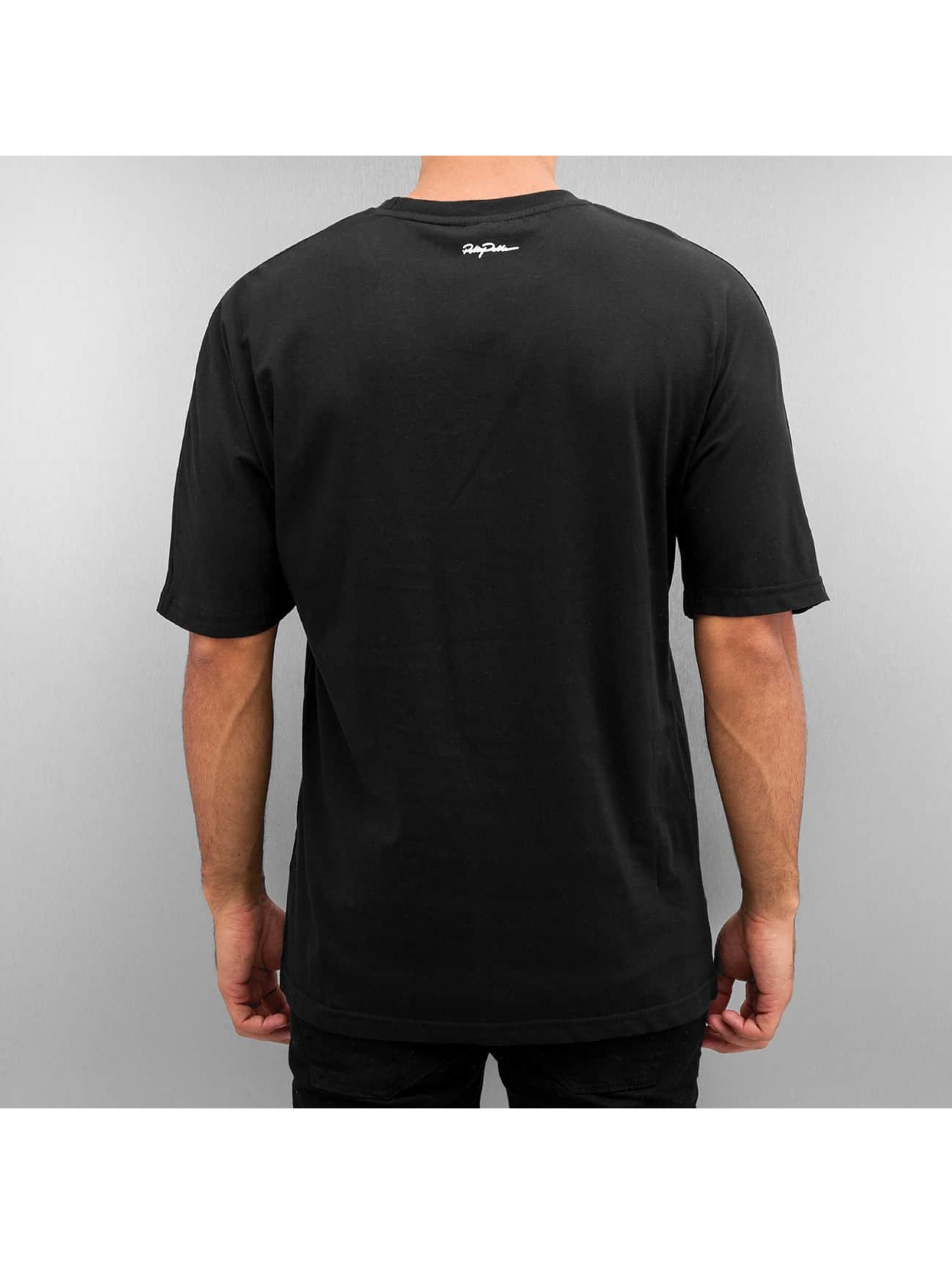 Pelle Pelle T-Shirt Signature Blow-Up schwarz