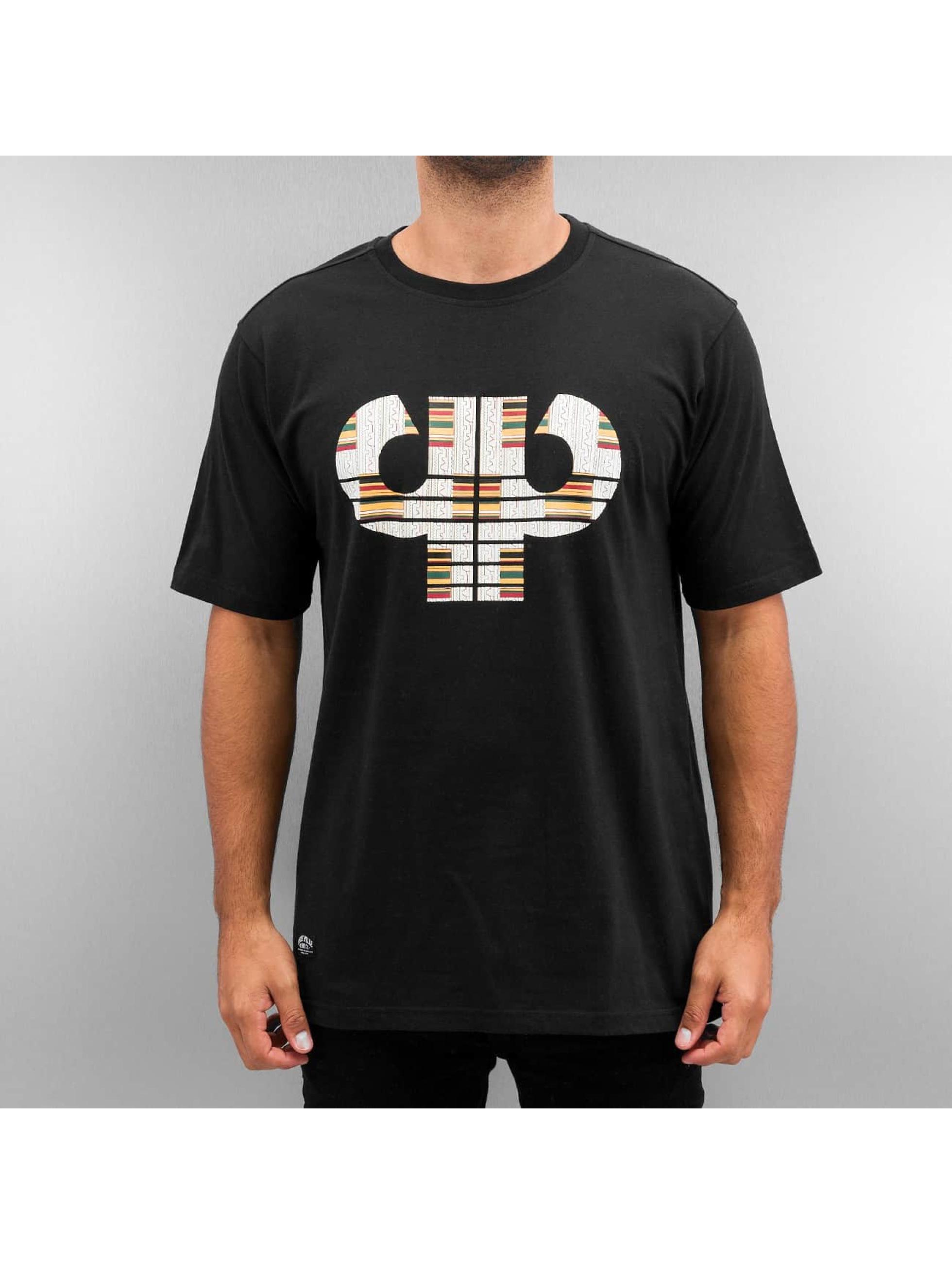Pelle Pelle T-skjorter Fresh Icon svart