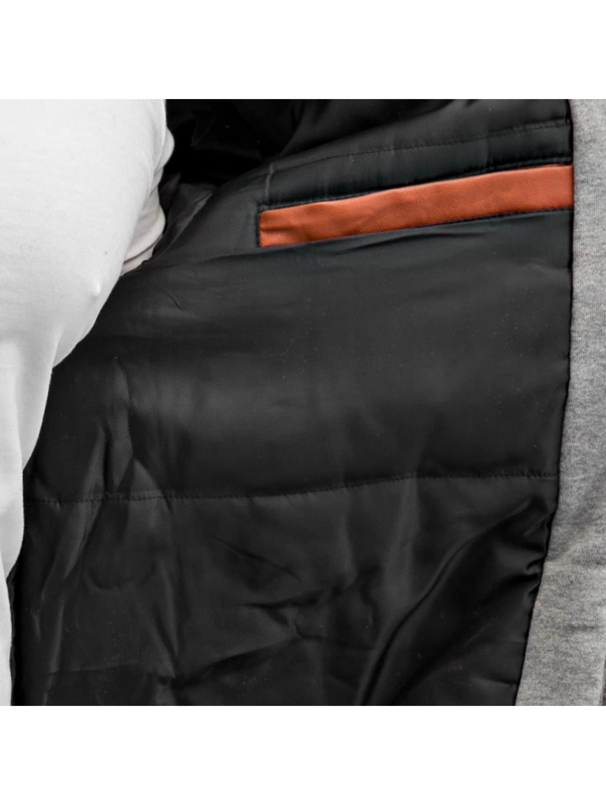 Pelle Pelle Veste & Blouson en cuir Mix-Up brun