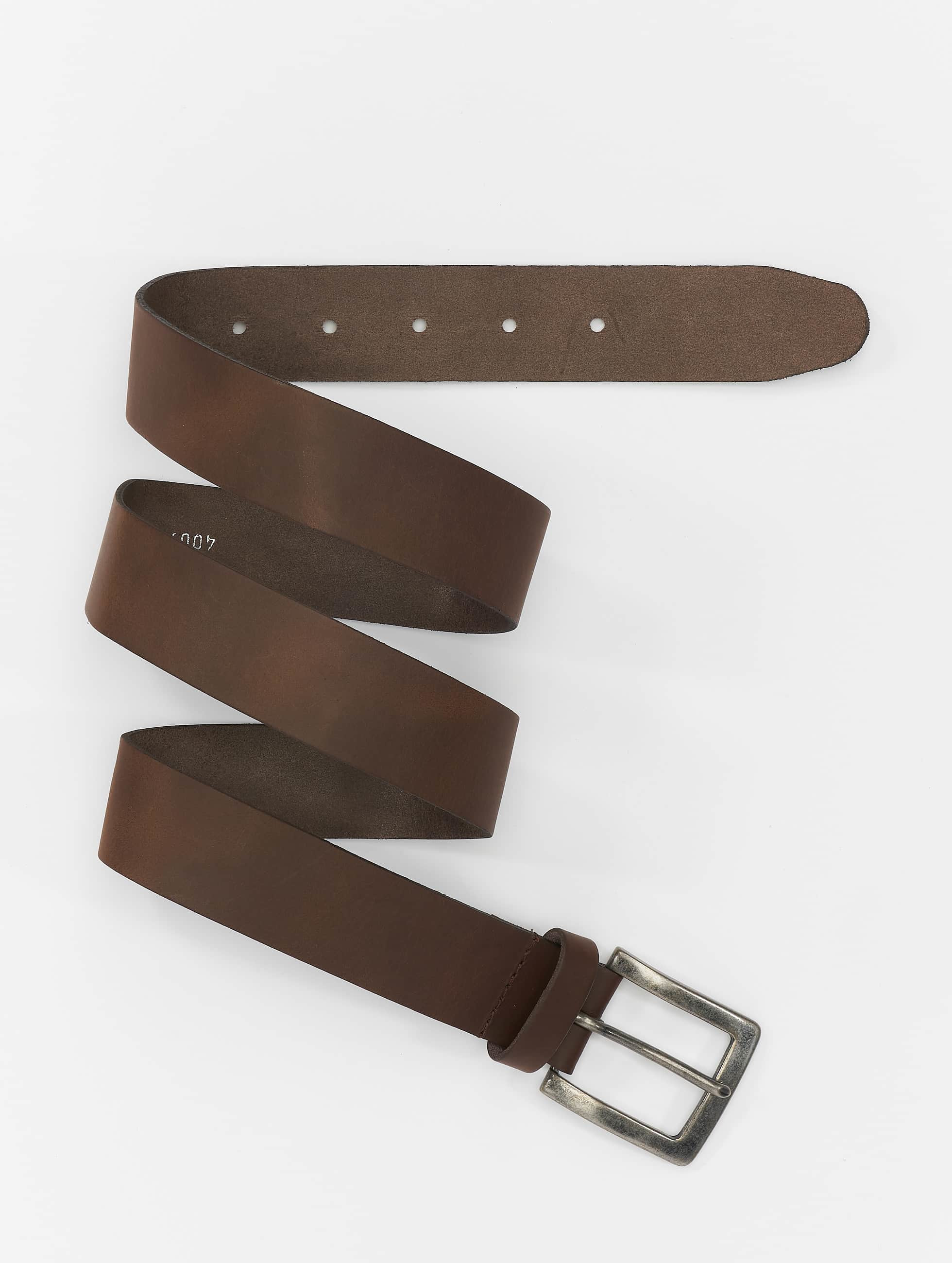 Petrol Industries Belt Leather brown