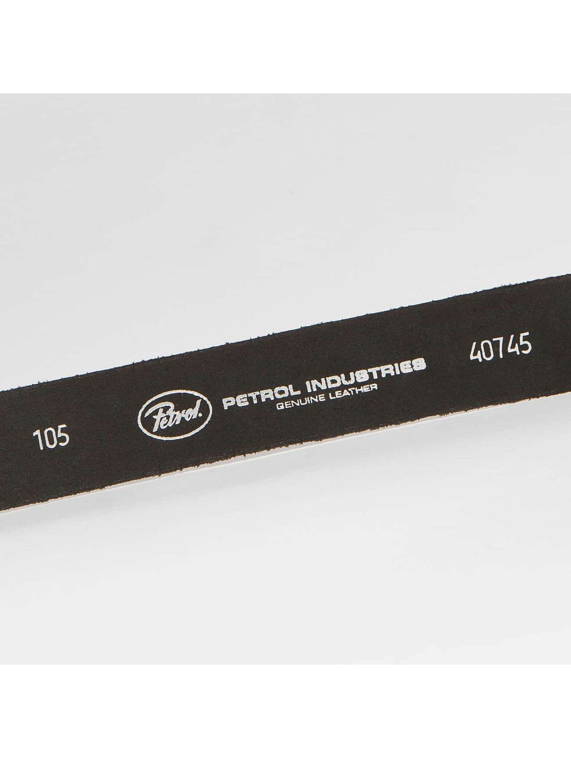Petrol Industries Ceinture Special Edition noir