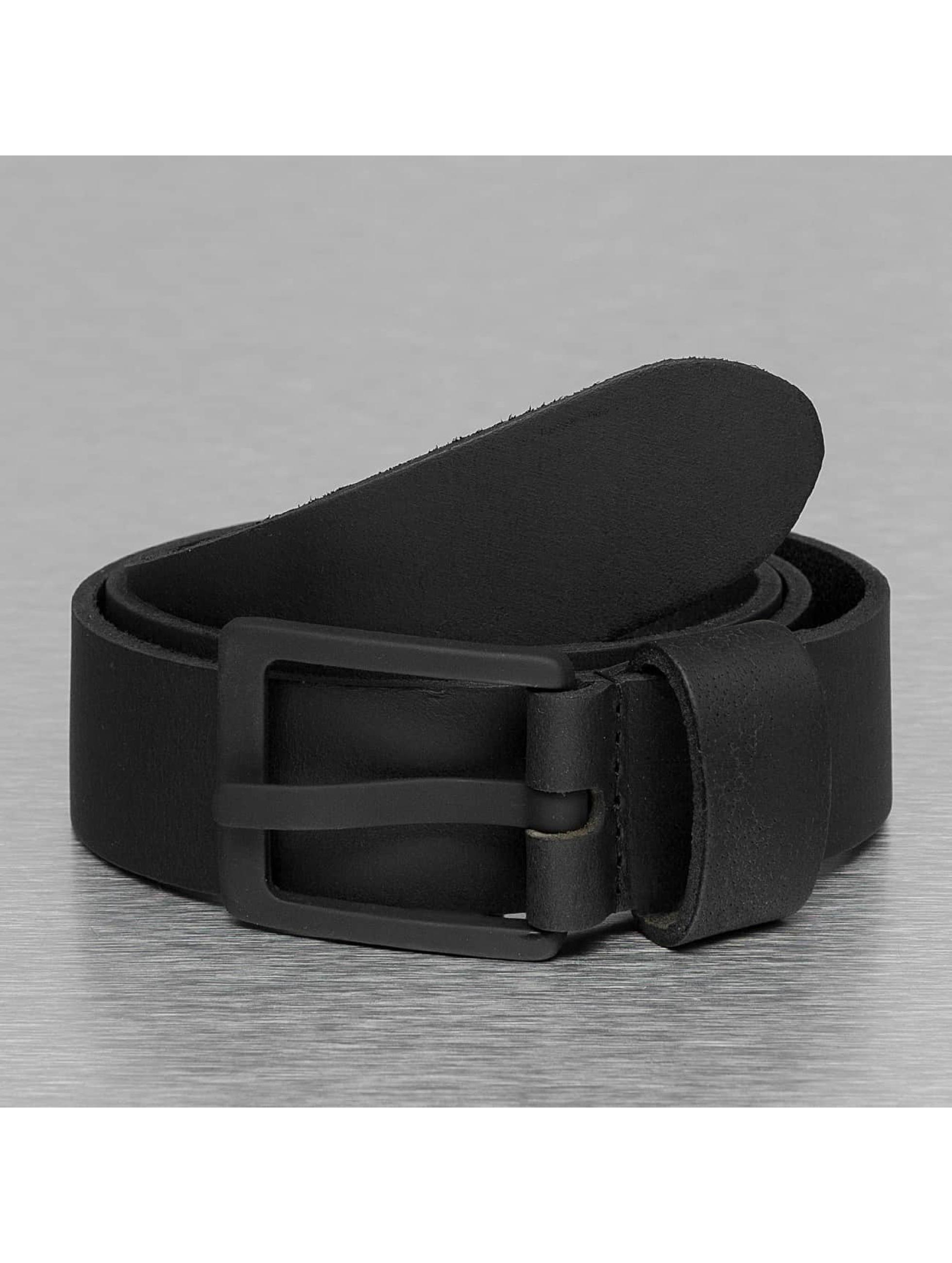 Petrol Industries Cintura Leather nero