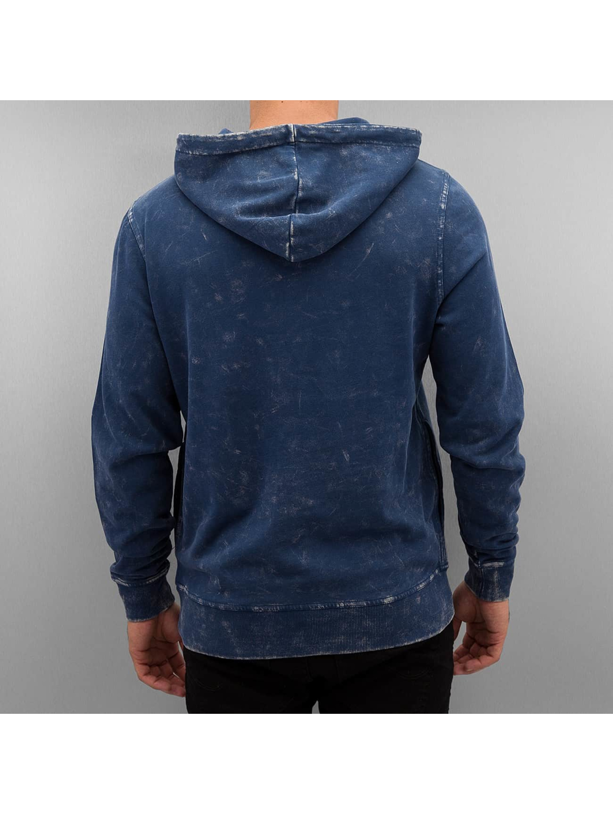 Petrol Industries Hoody Mining And Oil blauw