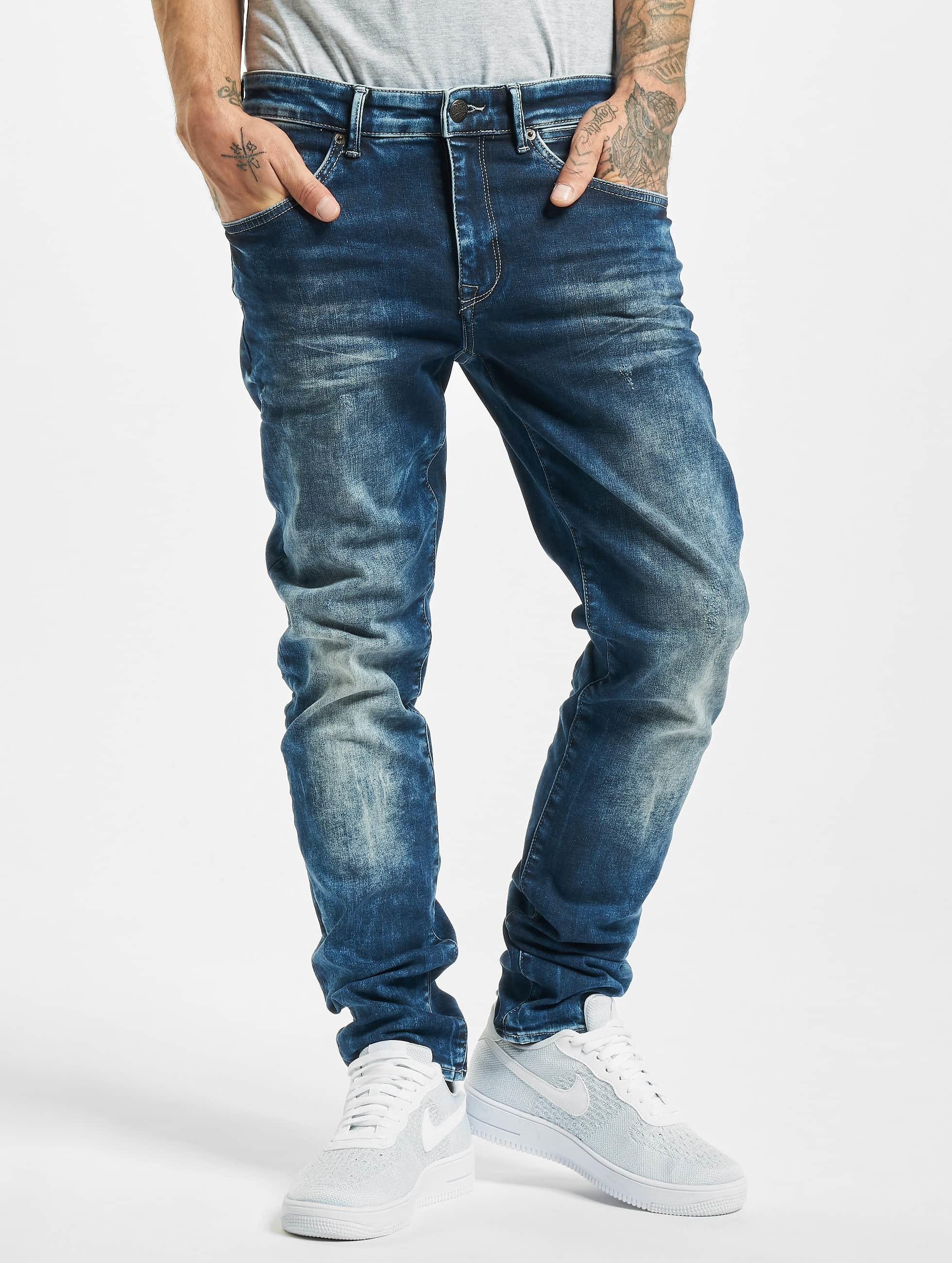 Petrol Industries Jeans ajustado Seaham azul