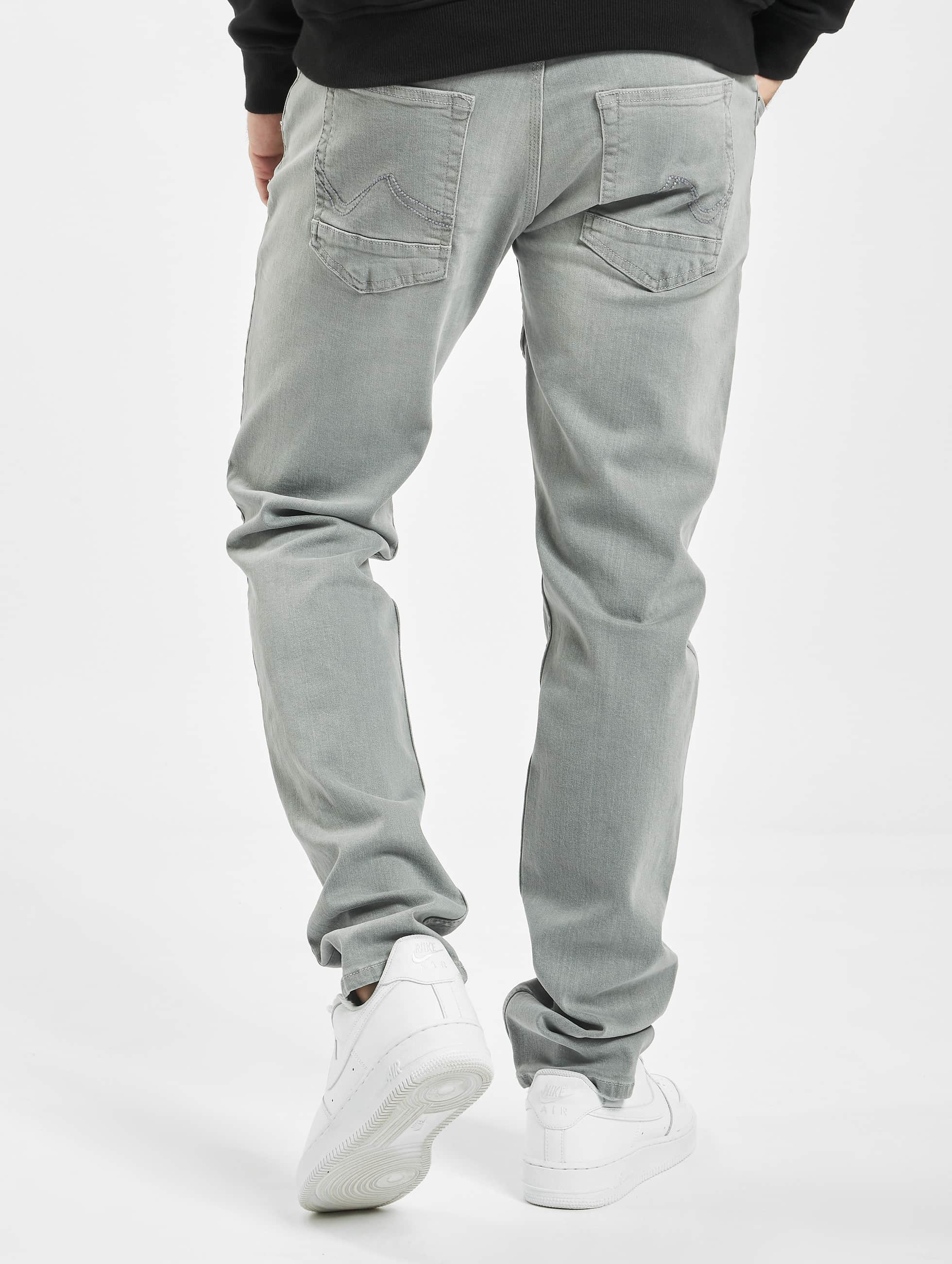 Petrol Industries Løstsittende bukser Tymore grå