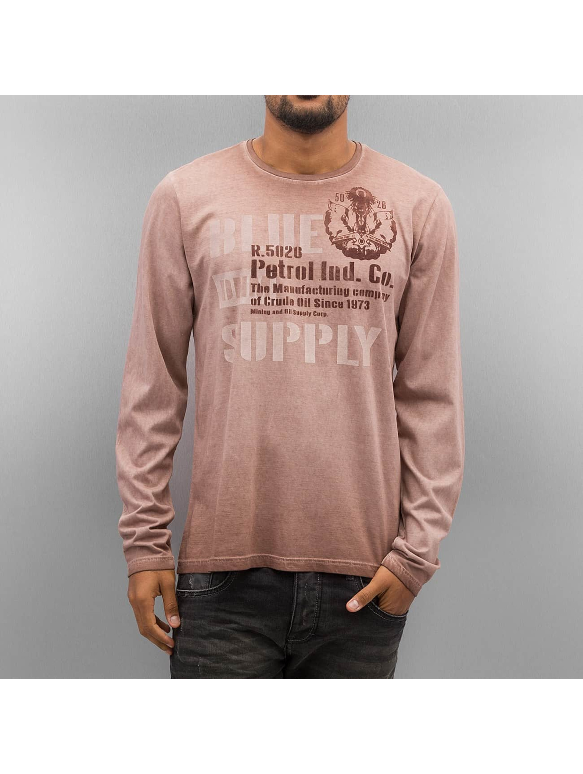 Petrol Industries Longsleeve Supply braun