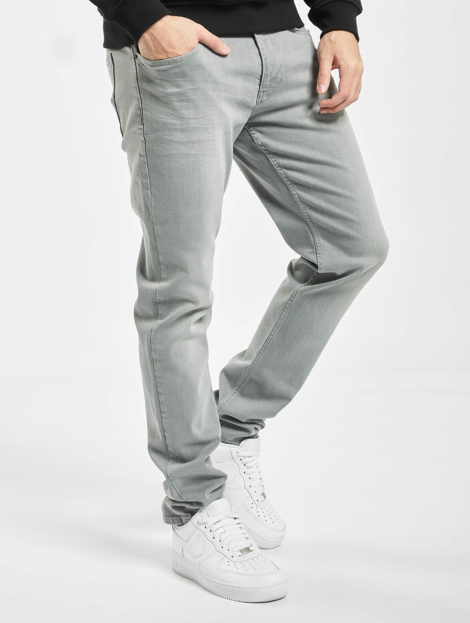 Petrol Industries Loose fit jeans Tymore grijs