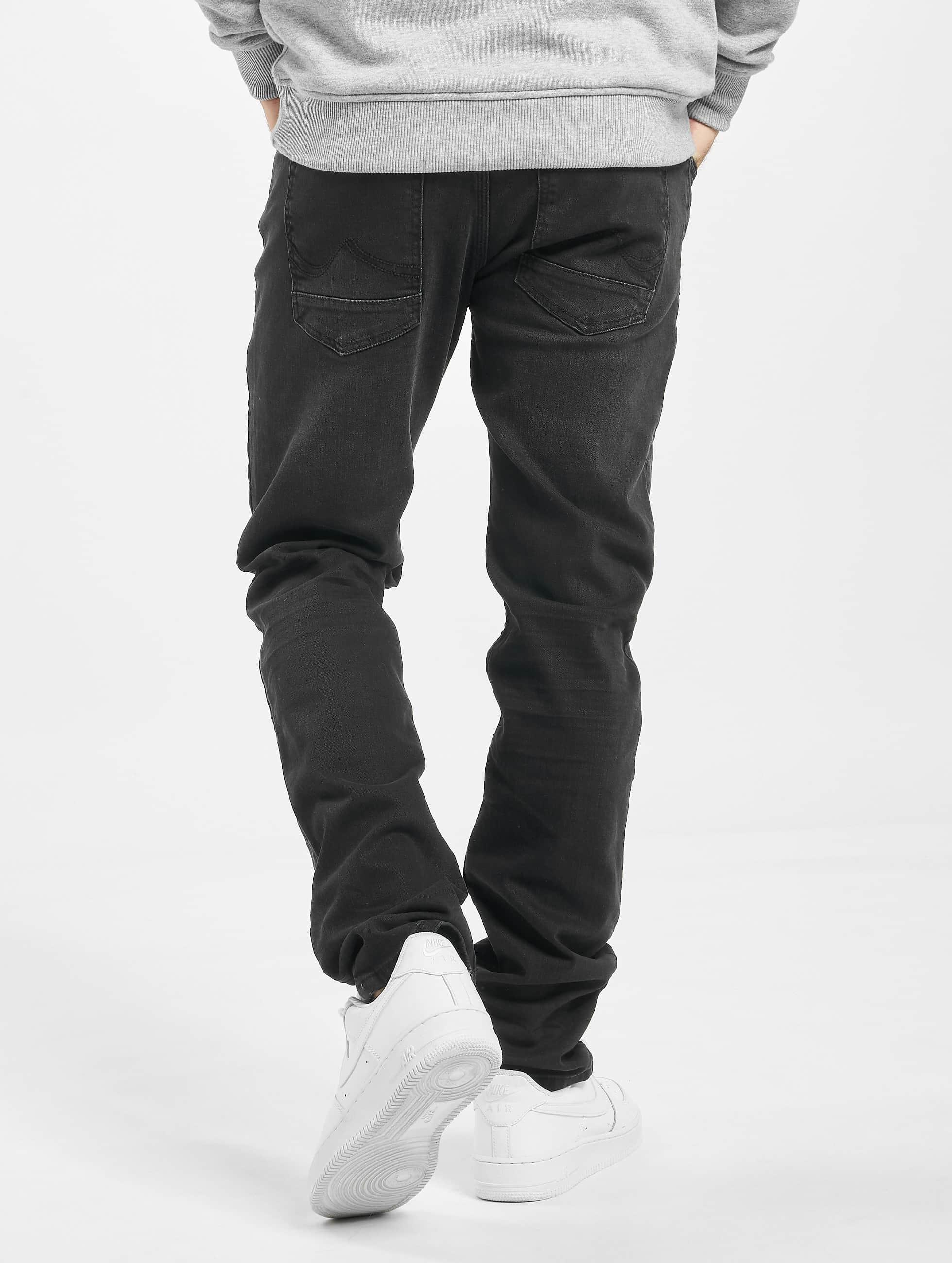 Petrol Industries Loose fit jeans TYMORE zwart