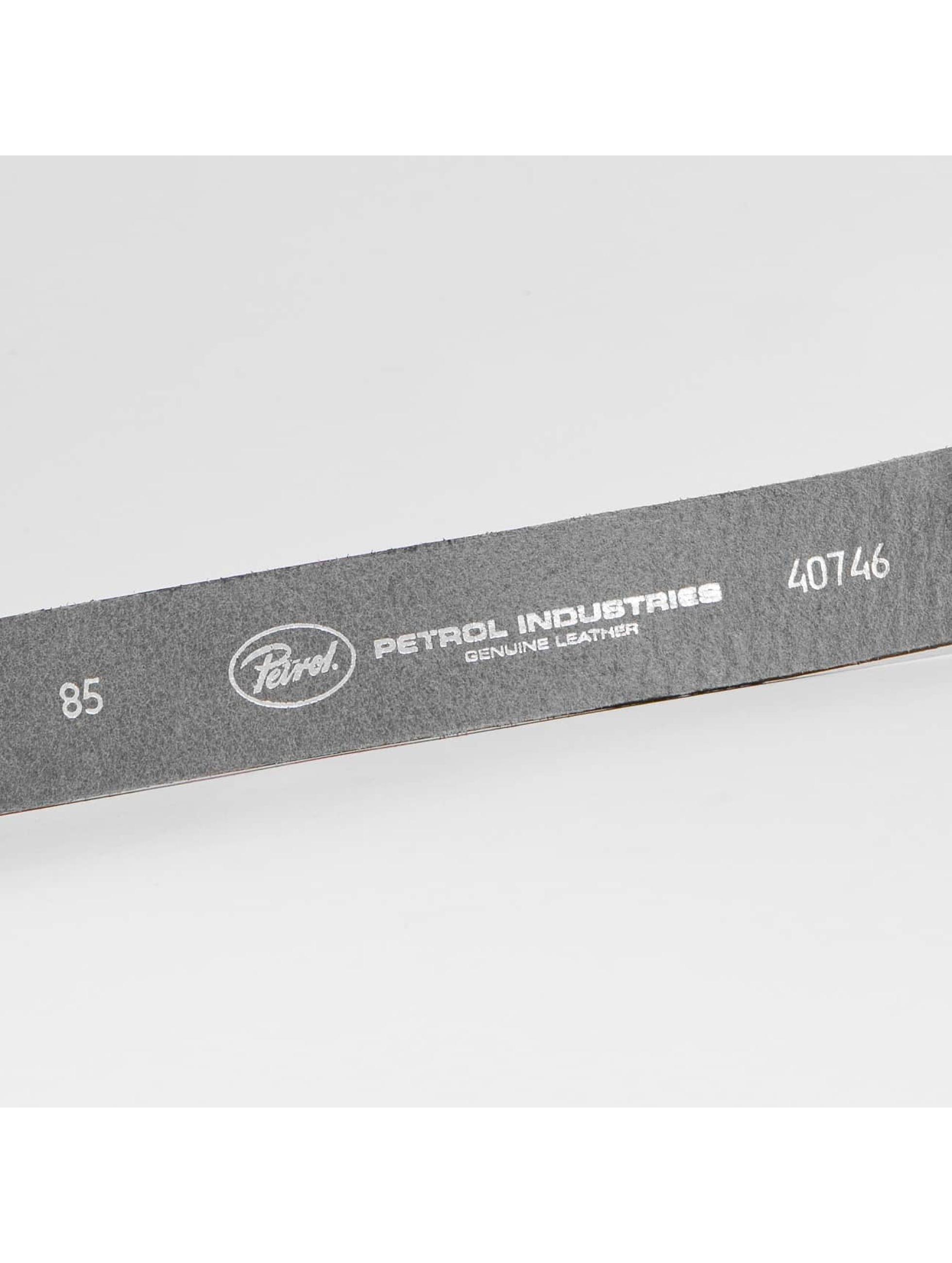 Petrol Industries riem Special Edition grijs