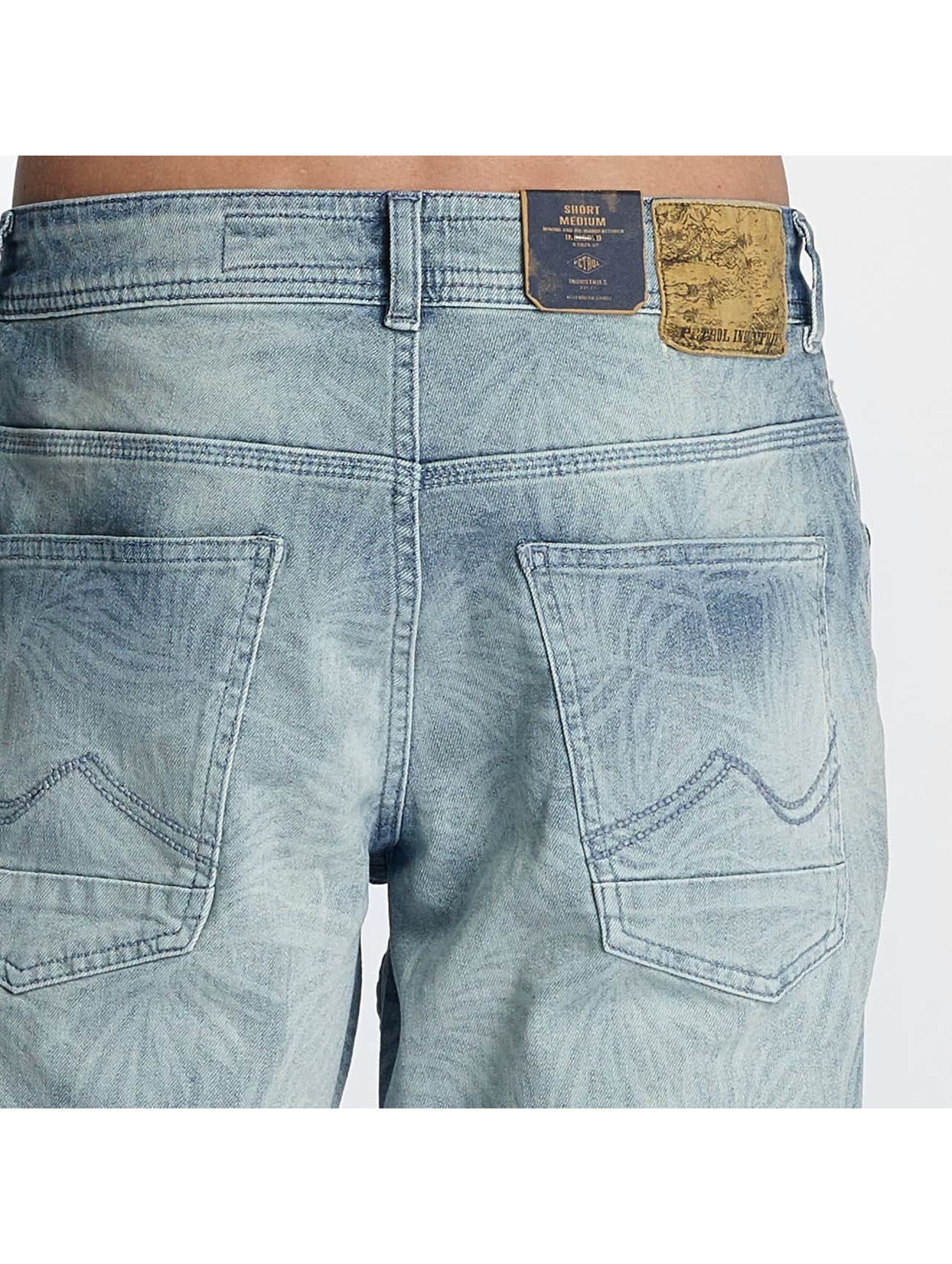 Petrol Industries Short Jeans indigo