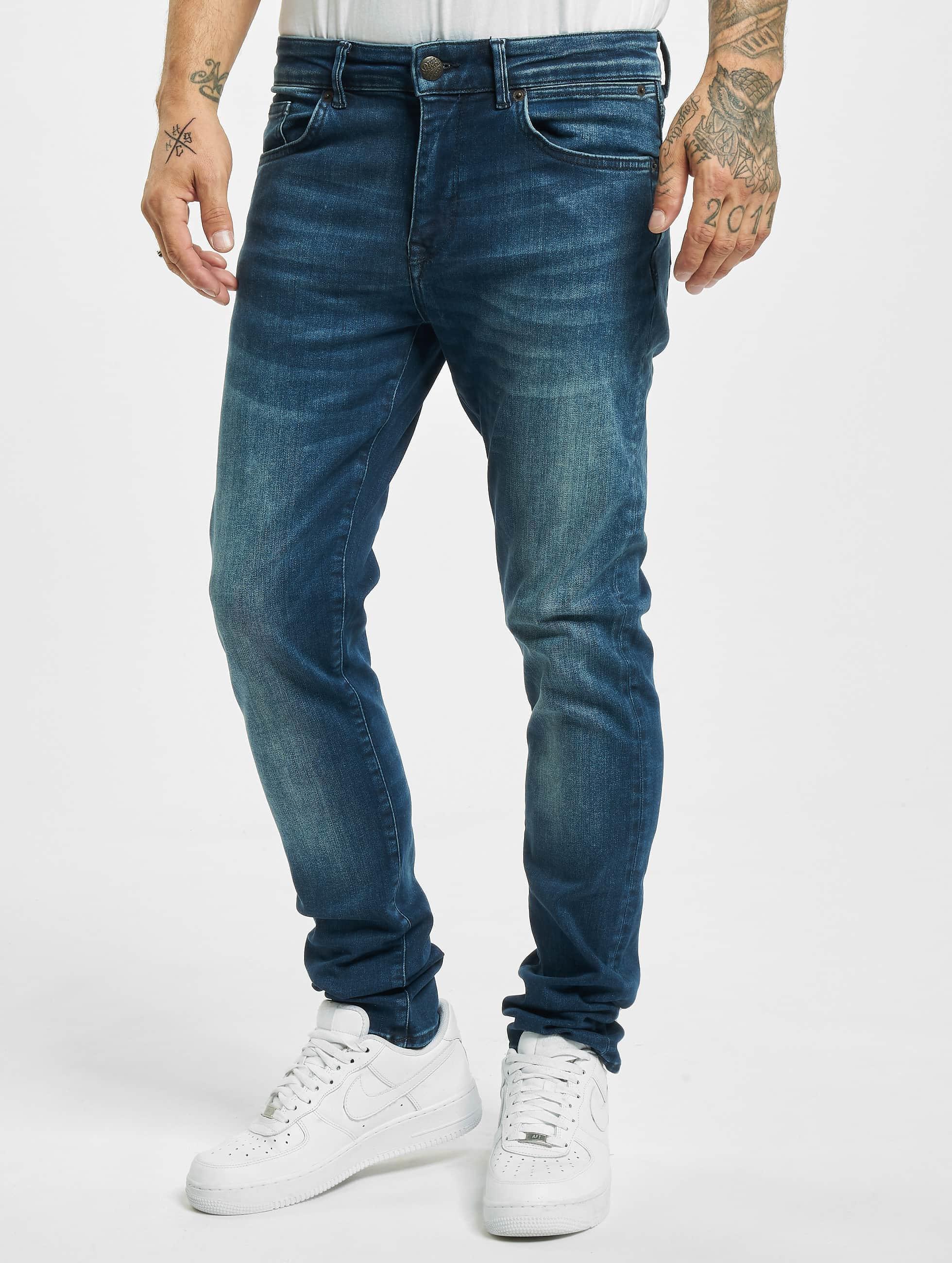 Petrol Industries Skinny Jeans SEAHAM blue