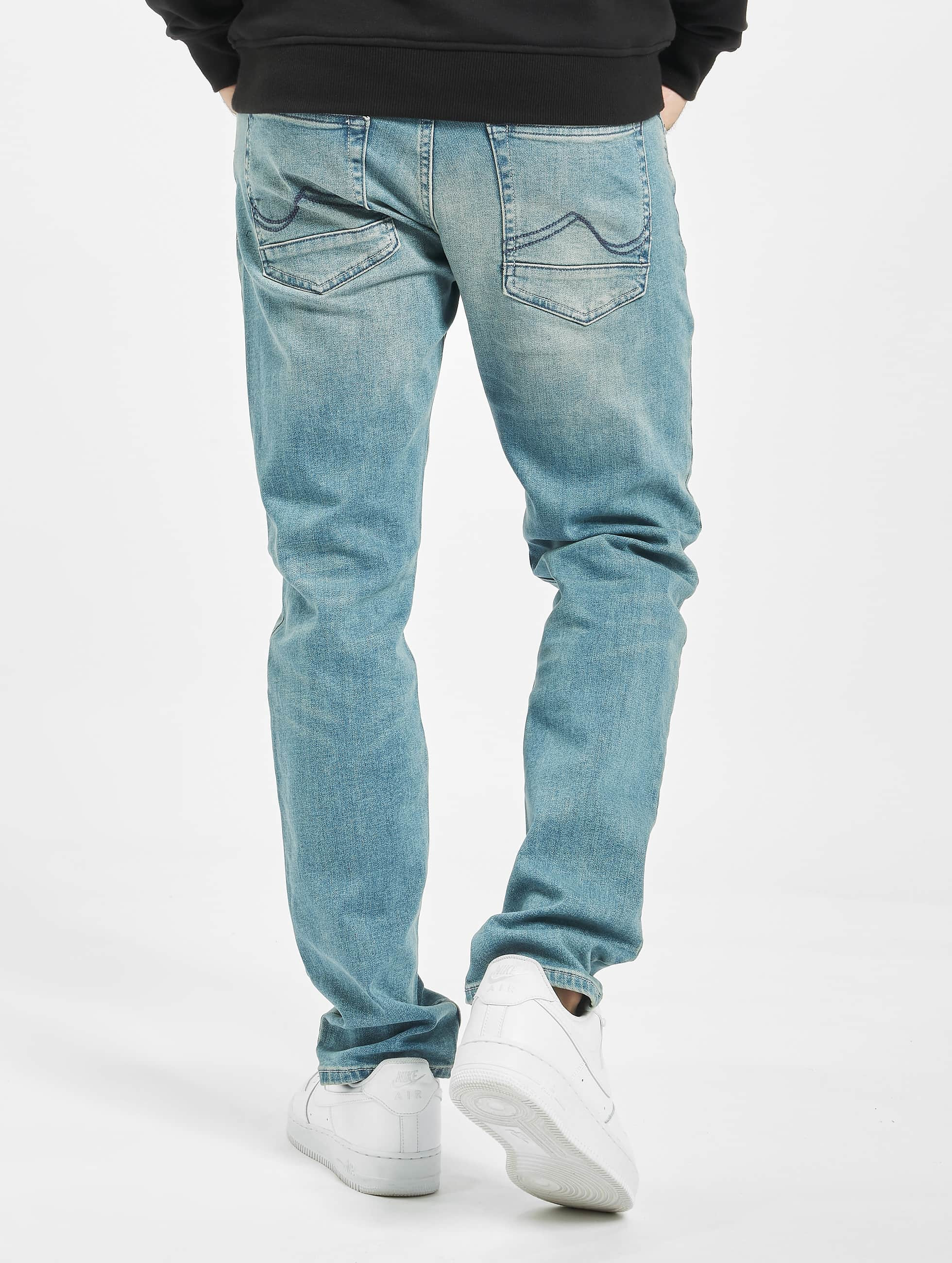 Petrol Industries Slim Fit Jeans Tymore синий