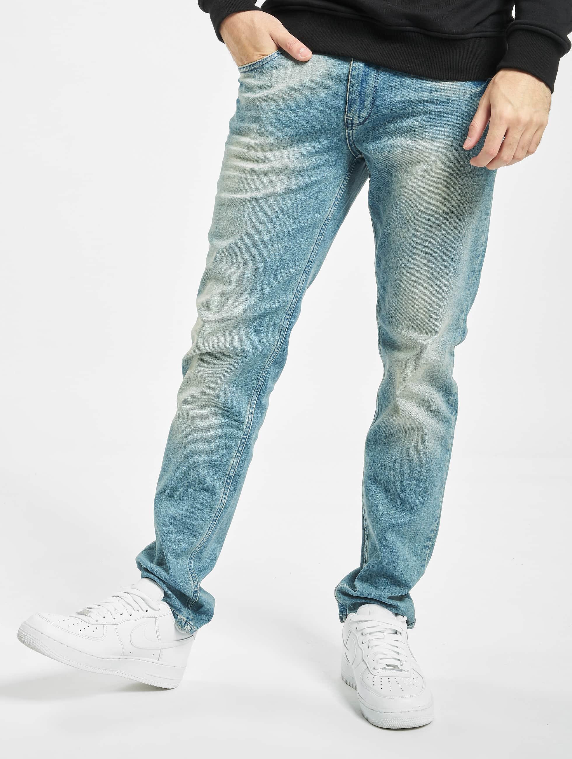 Petrol Industries Slim Fit Jeans Tymore синий