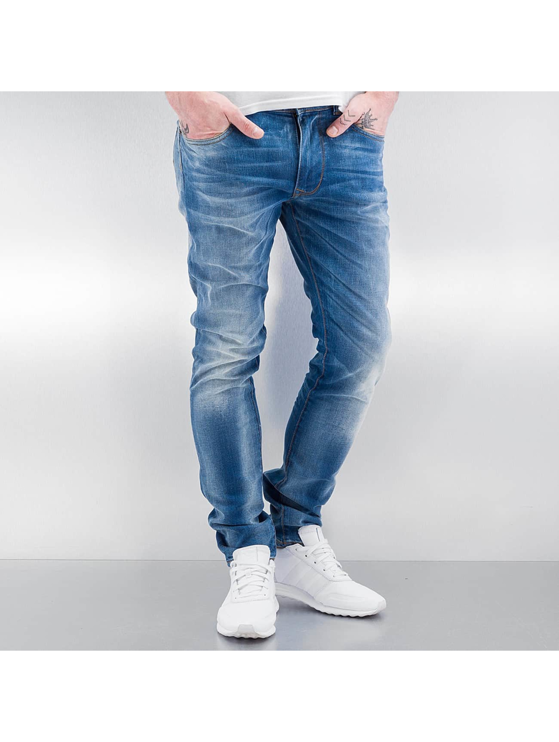 Petrol Industries Straight Fit Jeans Nelson blue