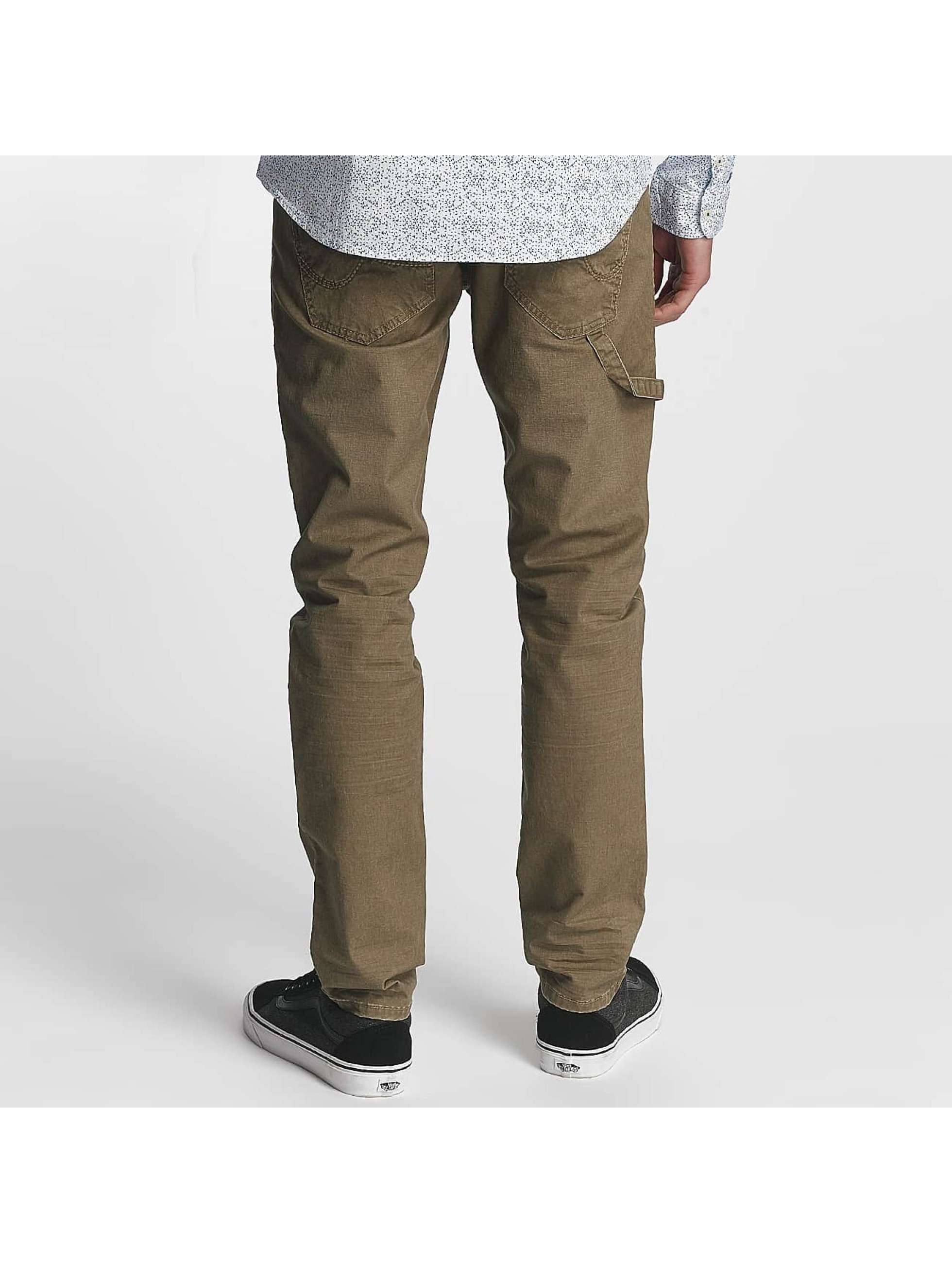 Petrol Industries Straight Fit Jeans Templeton brun
