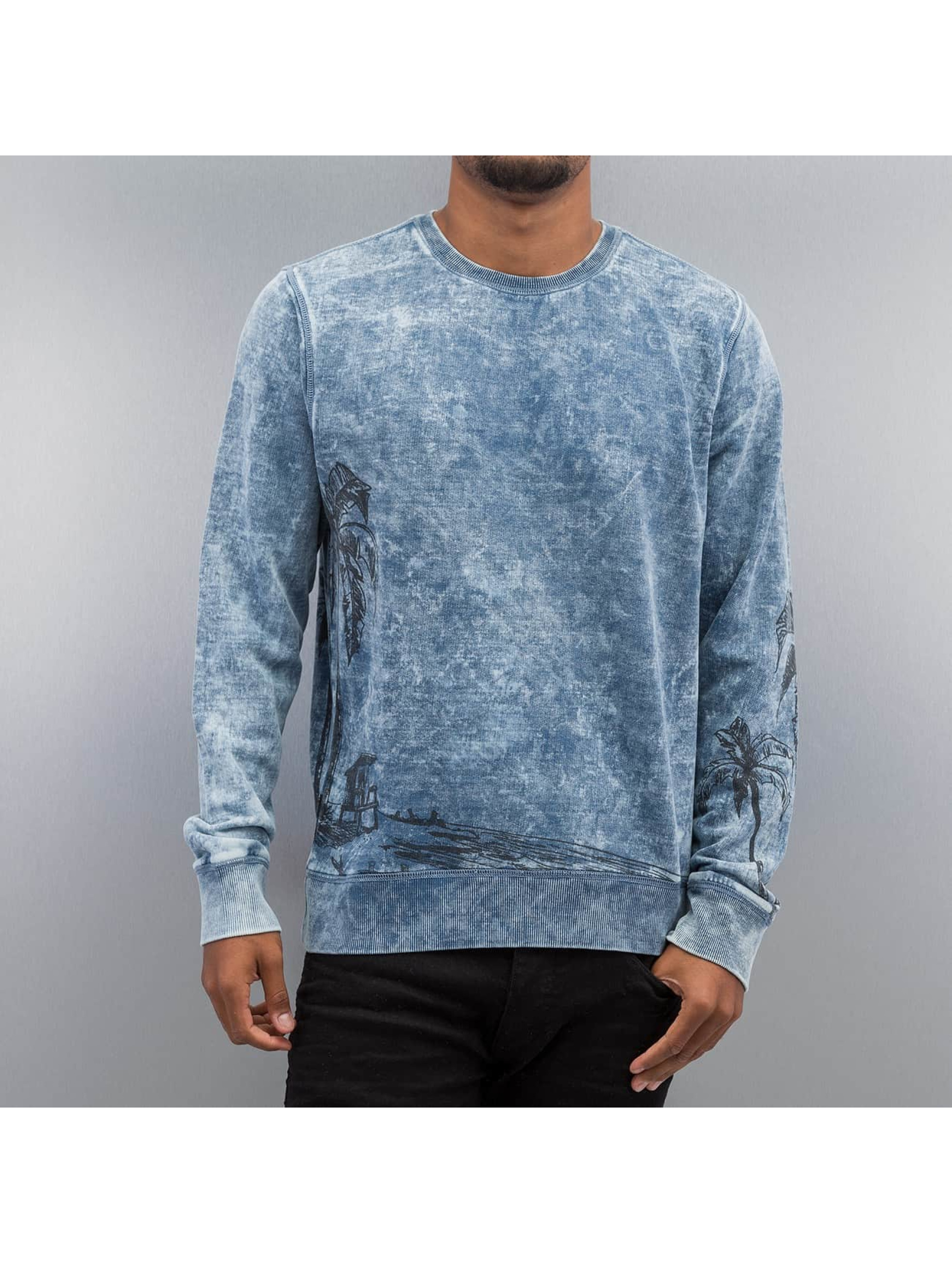 Petrol Industries Sweat & Pull Beach bleu