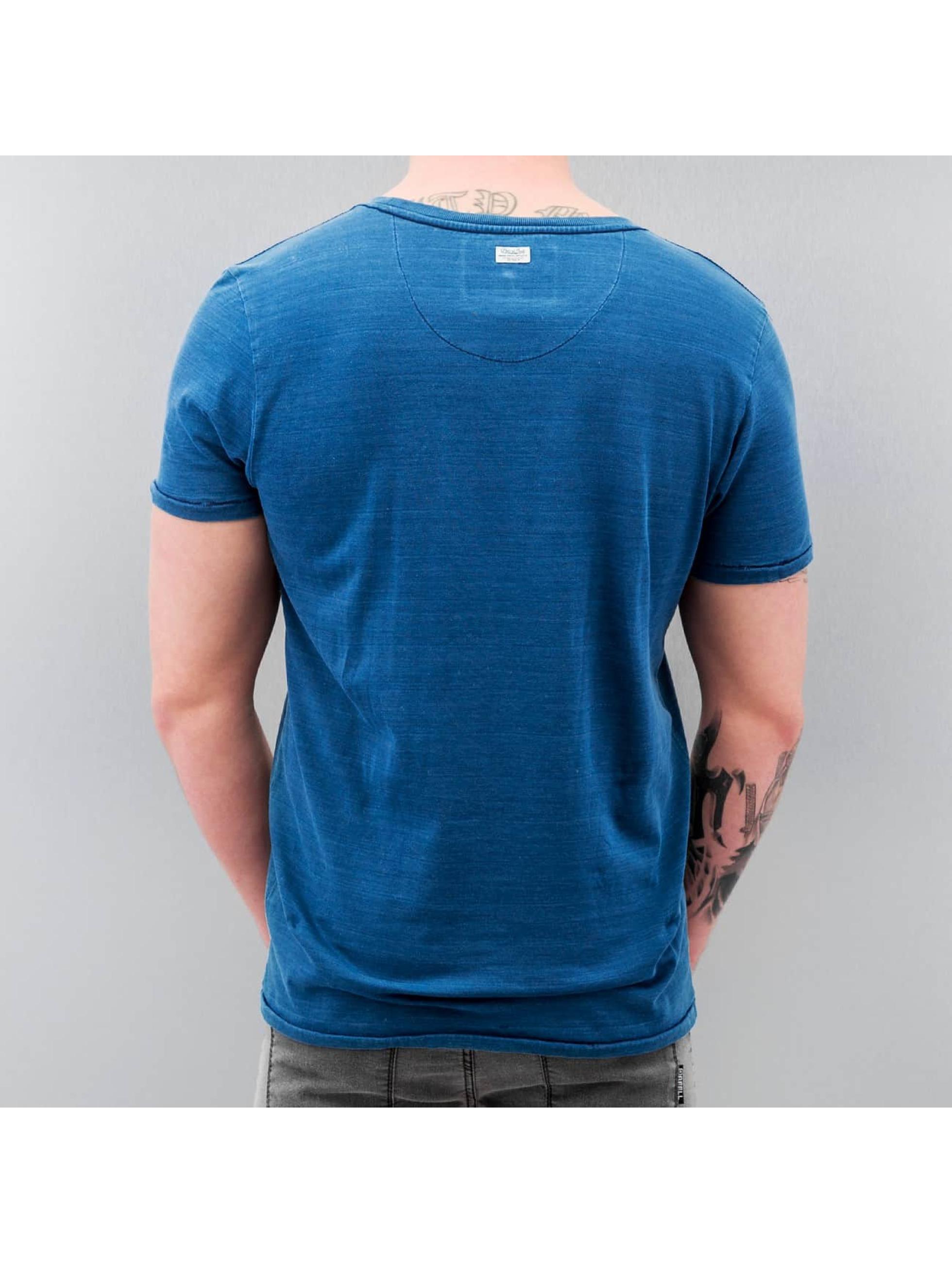 Petrol Industries t-shirt 73 blauw