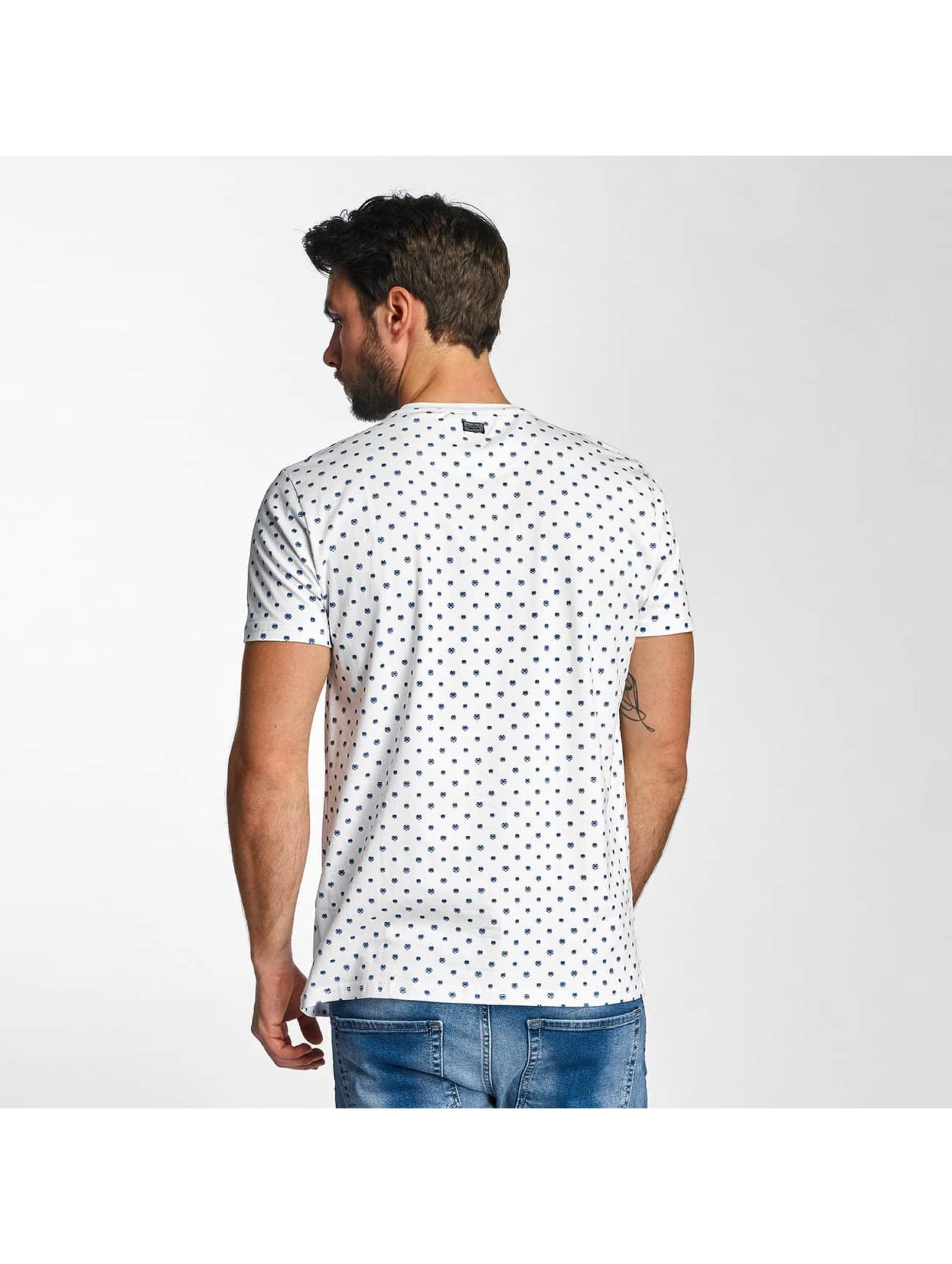 Petrol Industries T-Shirt Jerzy white