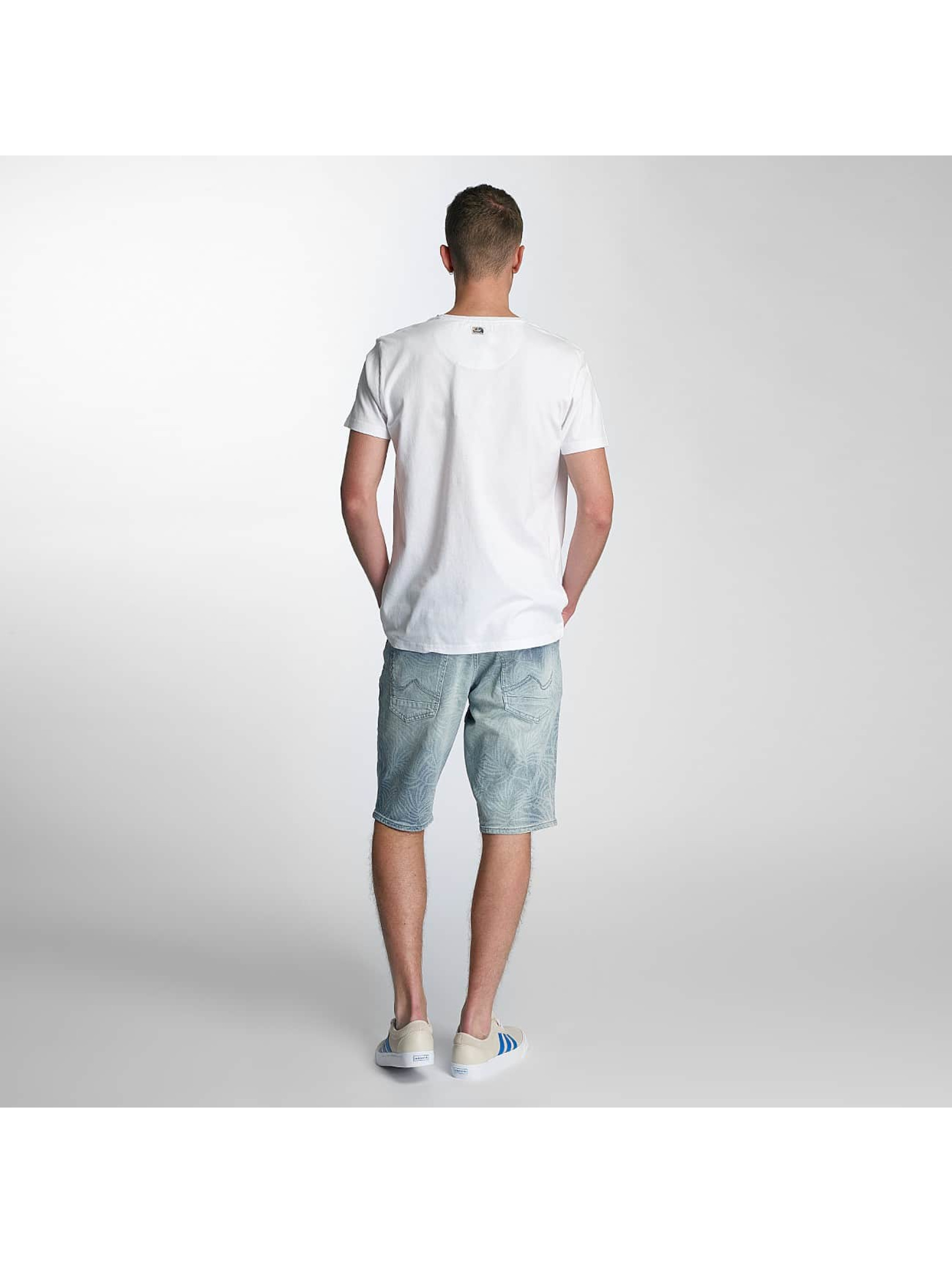 Petrol Industries T-Shirt Rude white