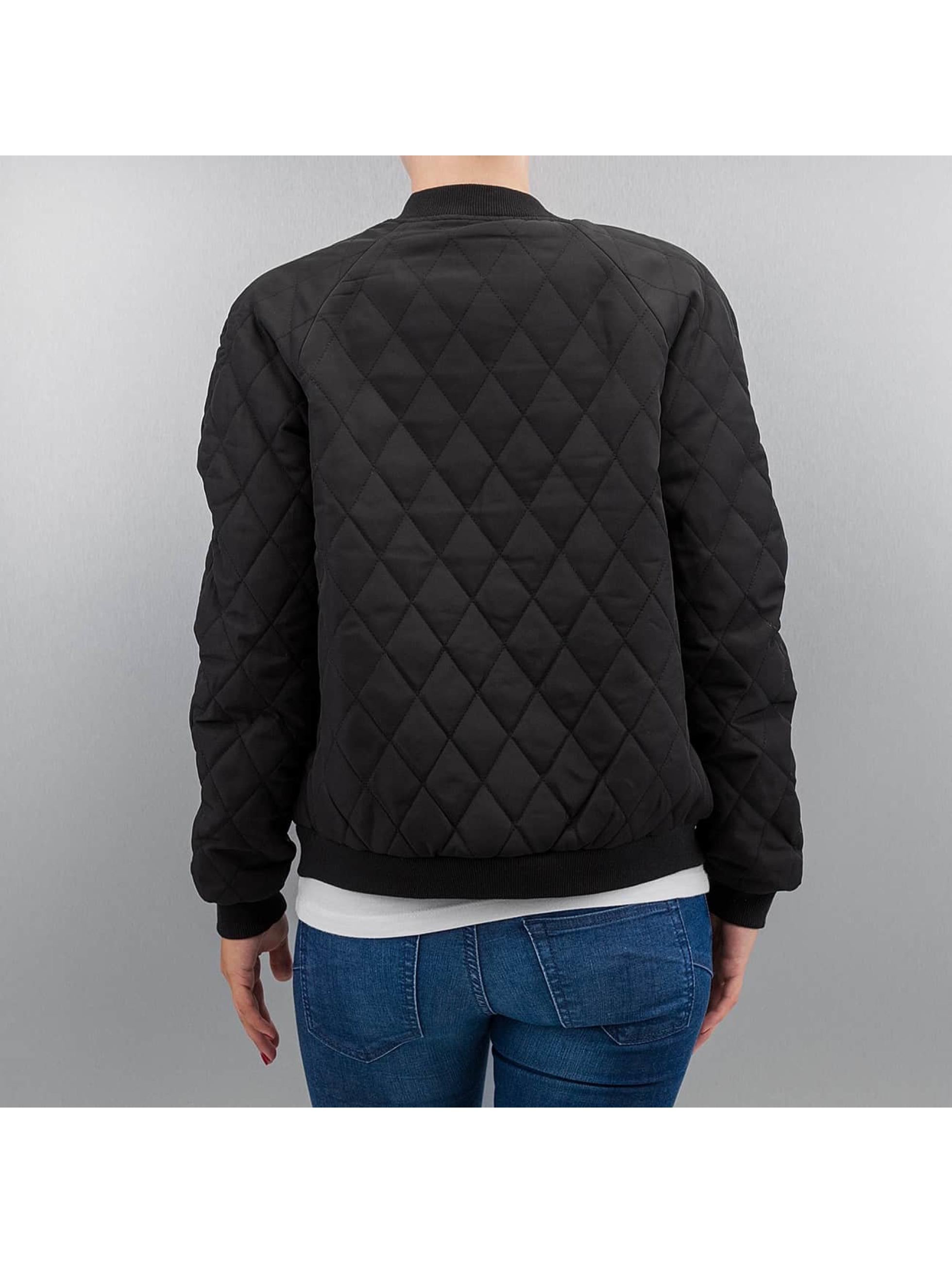 Pieces Куртка-бомбардир pcDarling черный