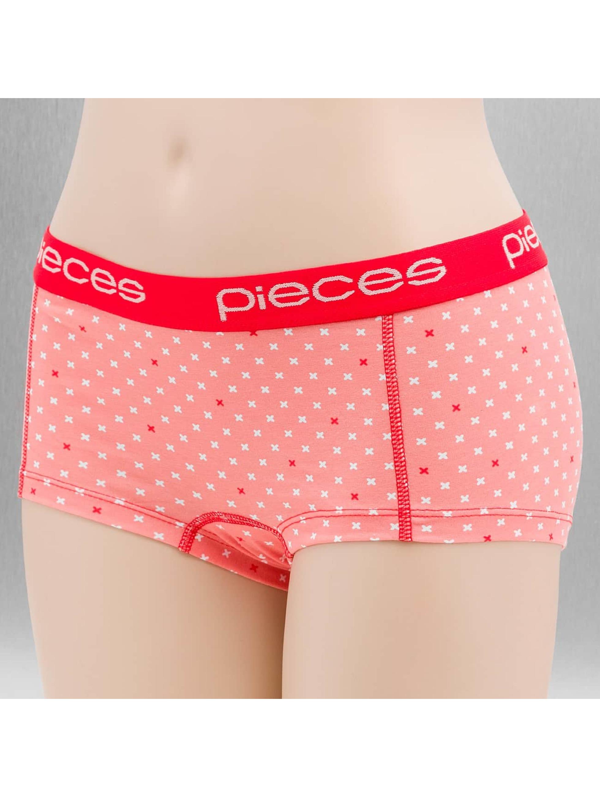 Pieces Нижнее бельё pcLogo розовый