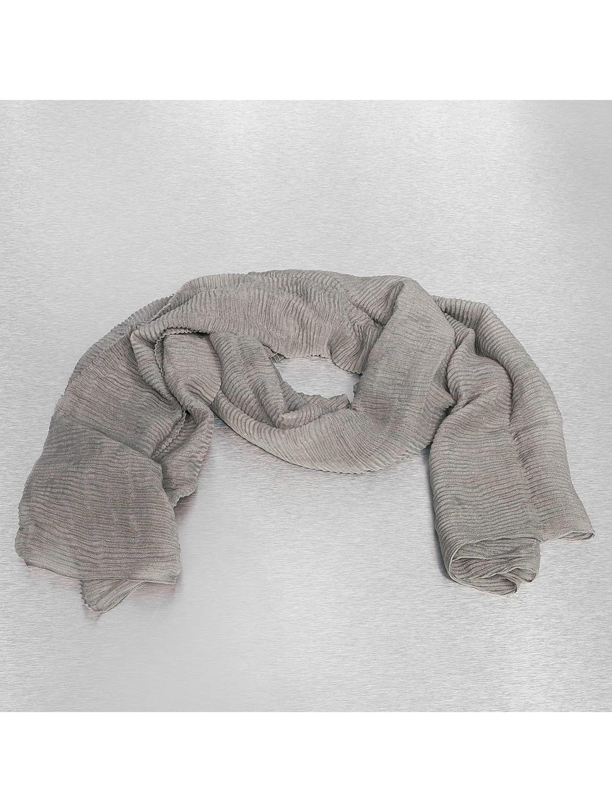 Pieces Шарф / платок pcGann Long серый