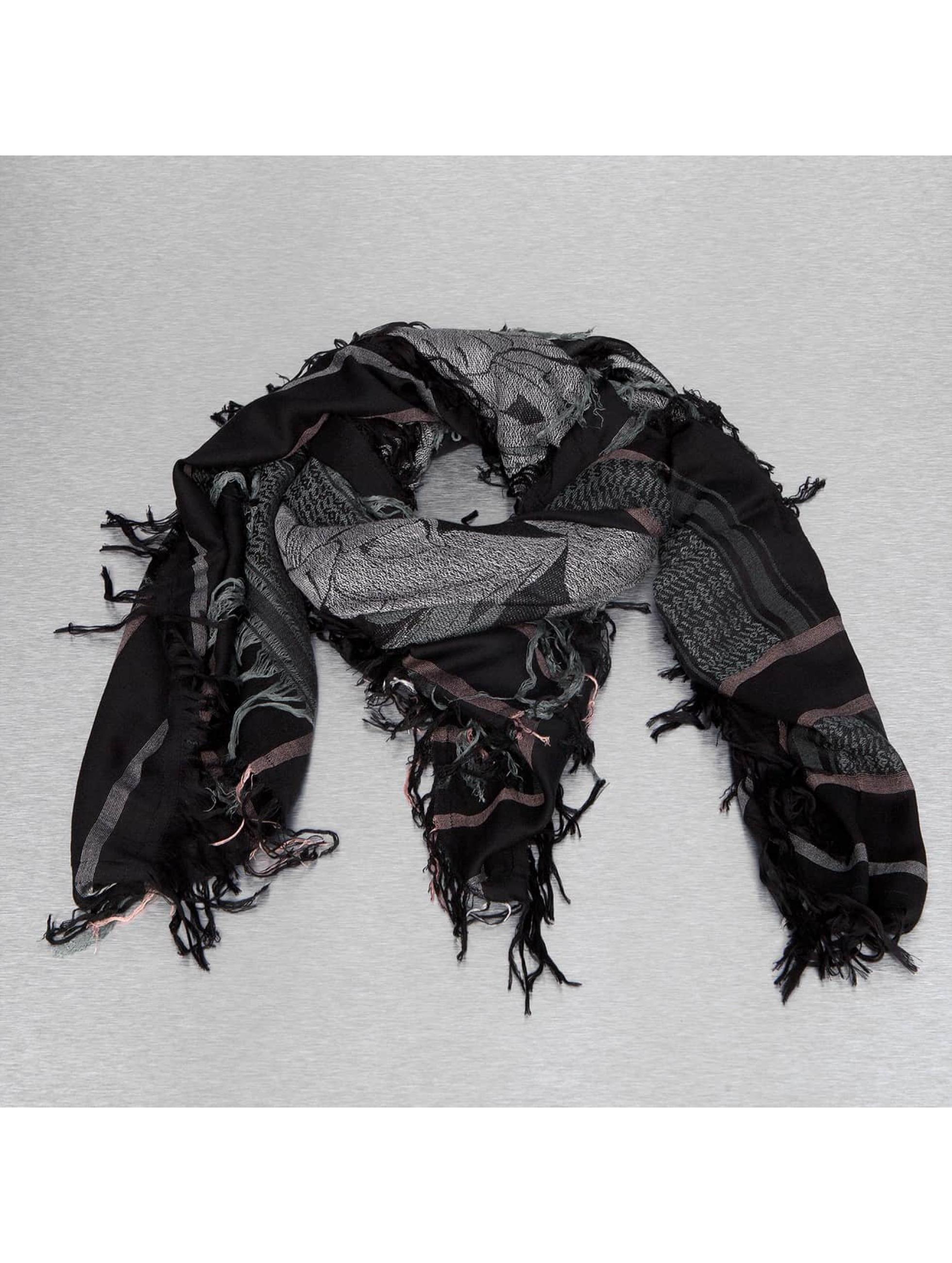 Pieces Шарф / платок pcPunia черный