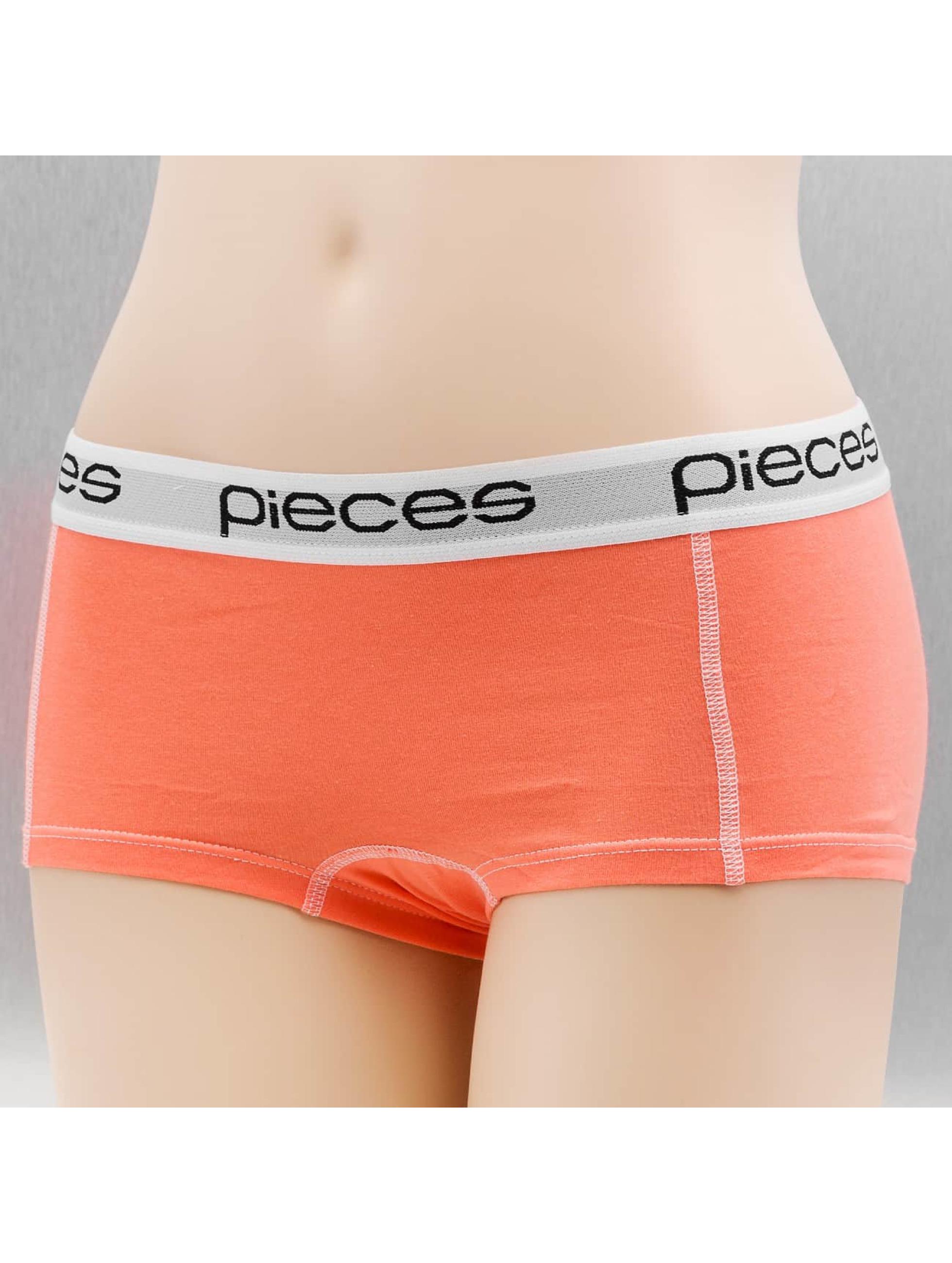 Pieces Alusasut pcLogo oranssi
