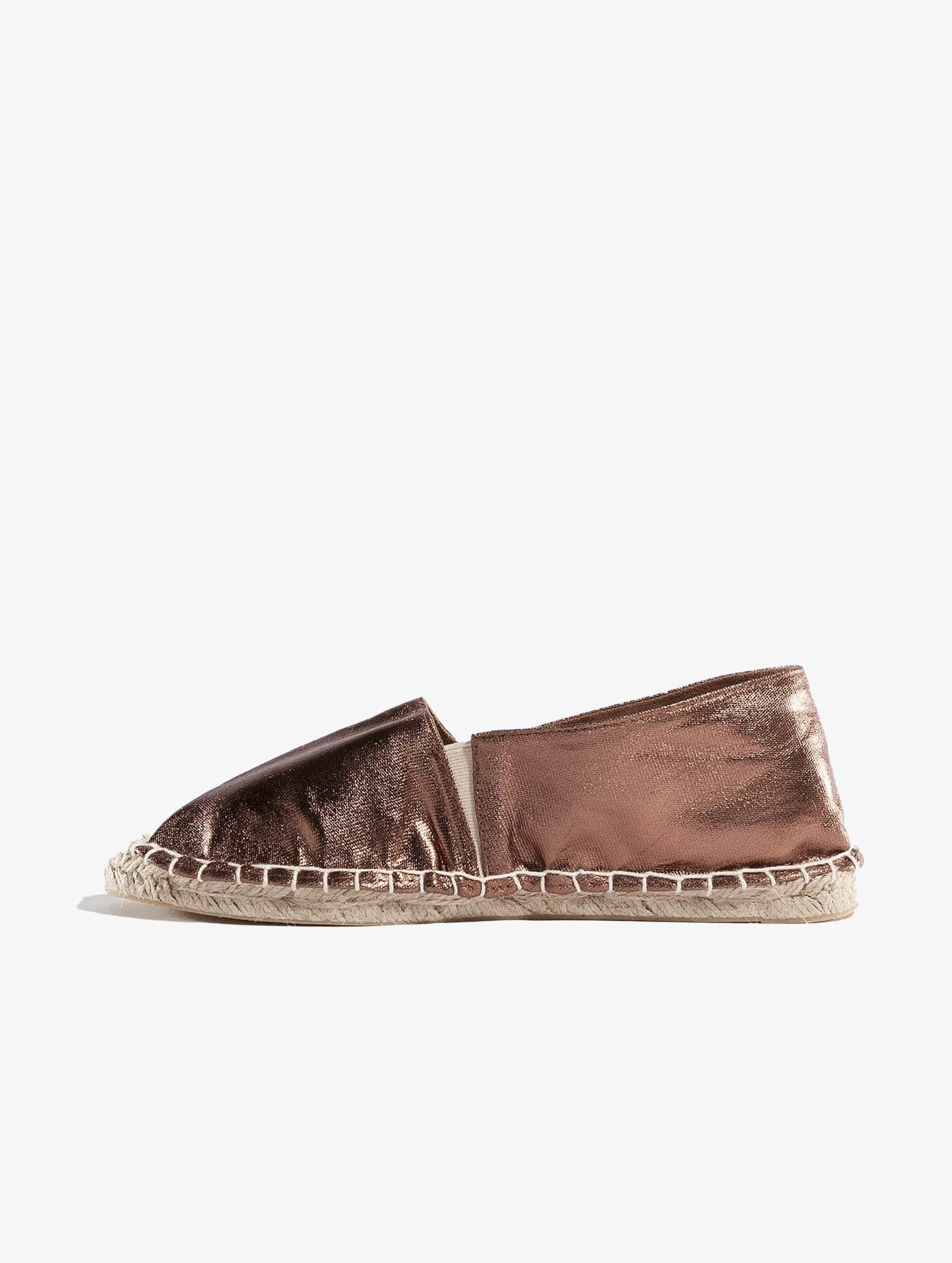 Pieces Chaussures / Ballerine Haisha en brun