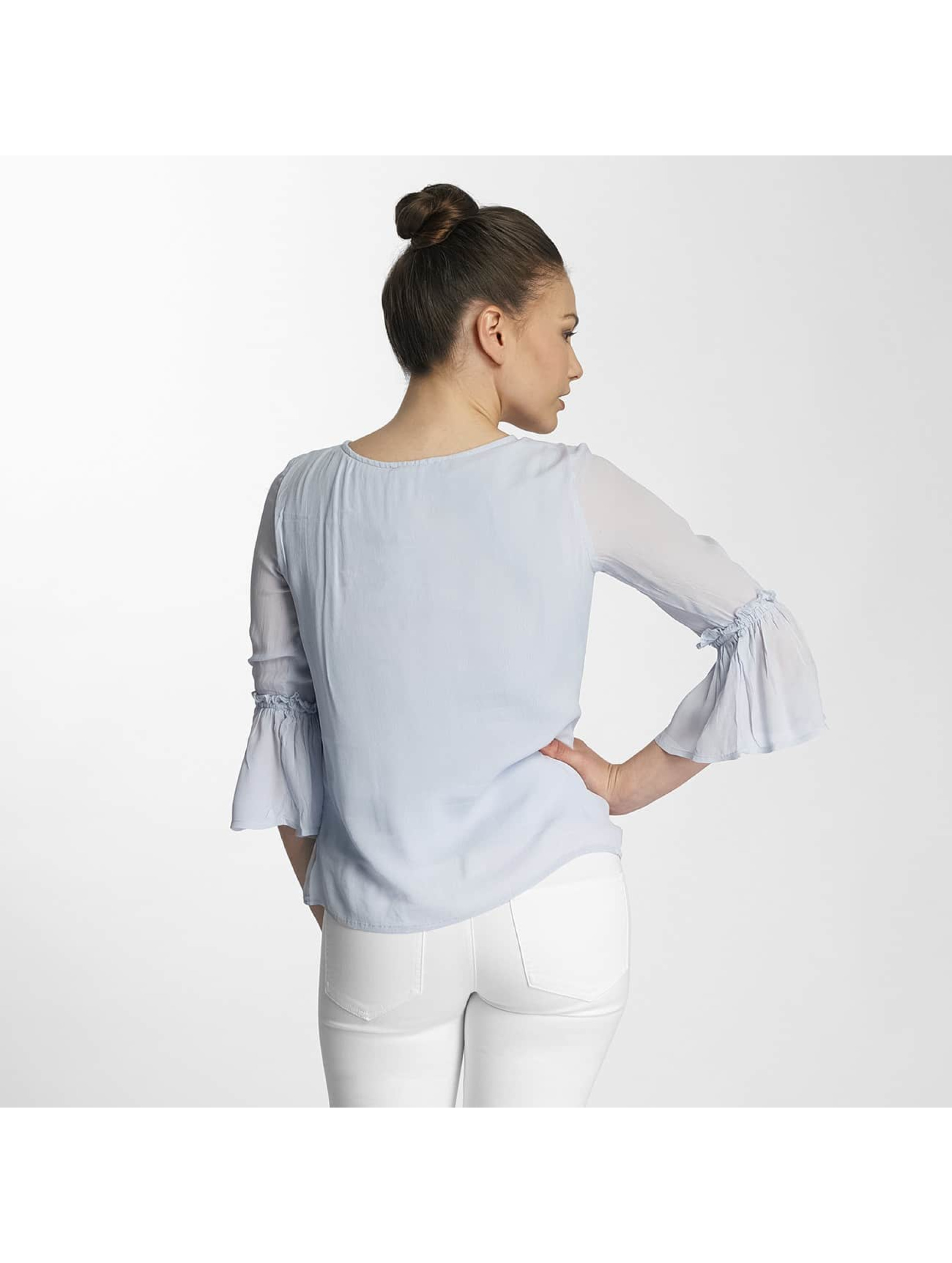 Pieces Blouse pcElia blauw