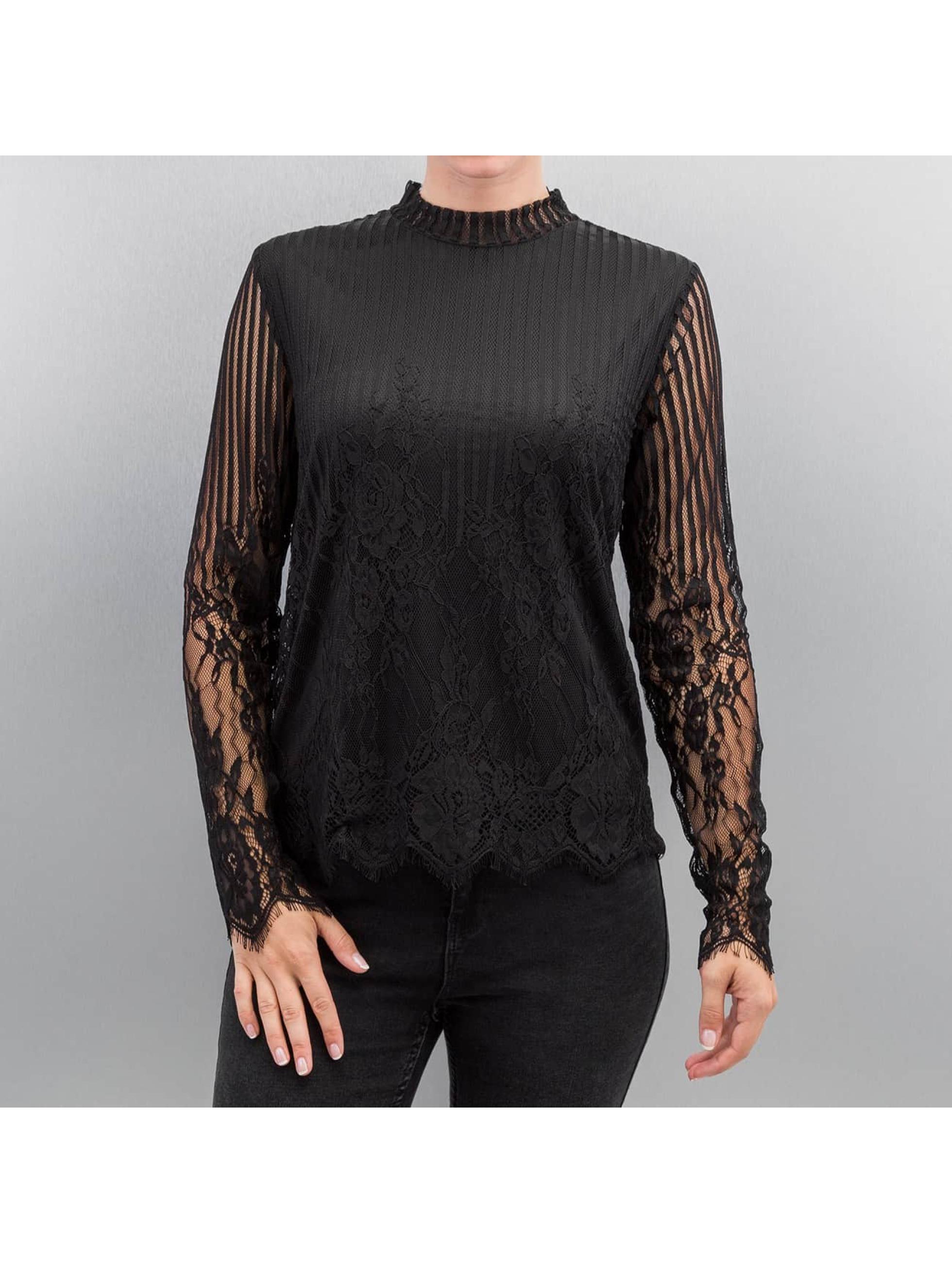 Bluse PCDana in schwarz