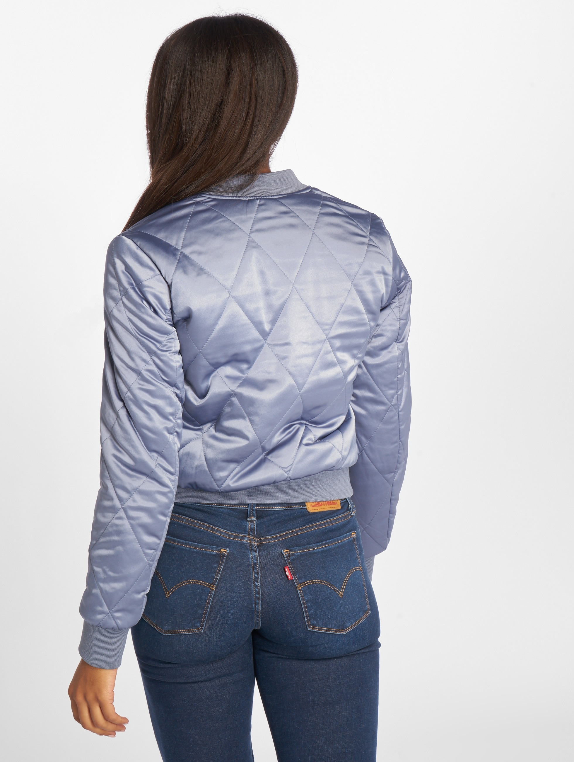Pieces Bomber jacket PCHaley blue