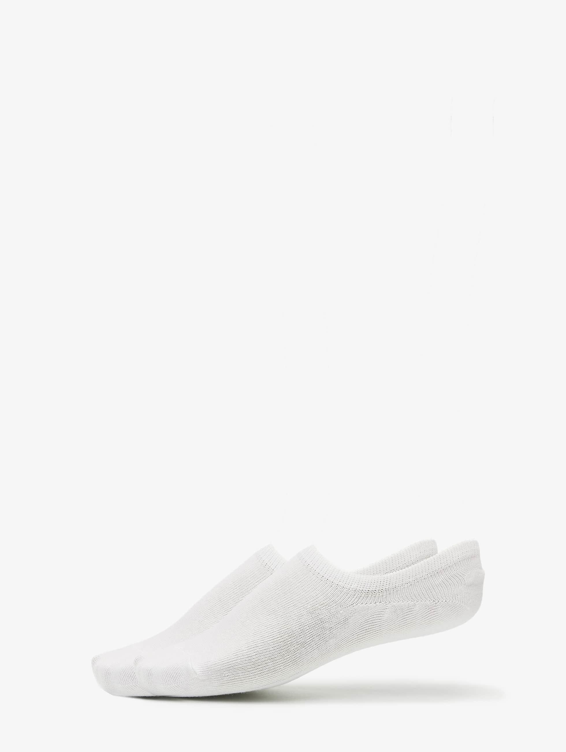 Pieces Chaussettes pcTess 2 Pack Sneaker blanc