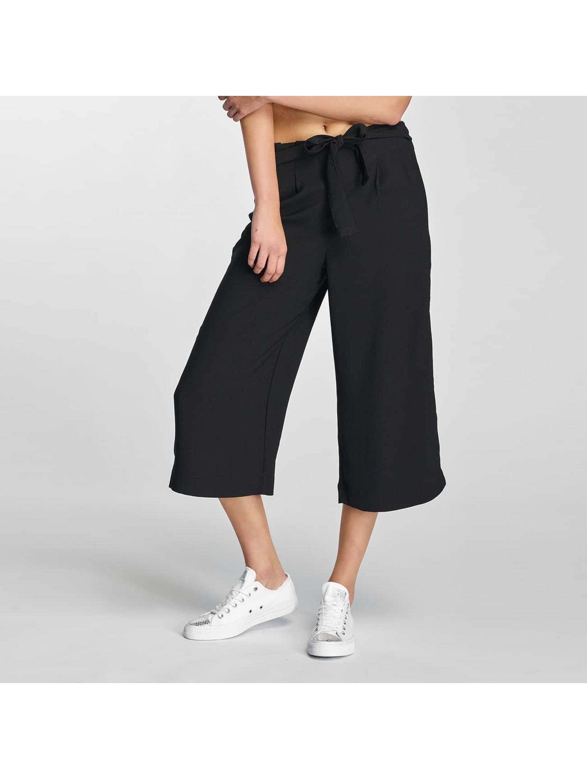 Pieces Pantalon / Chino pcSavannah en noir