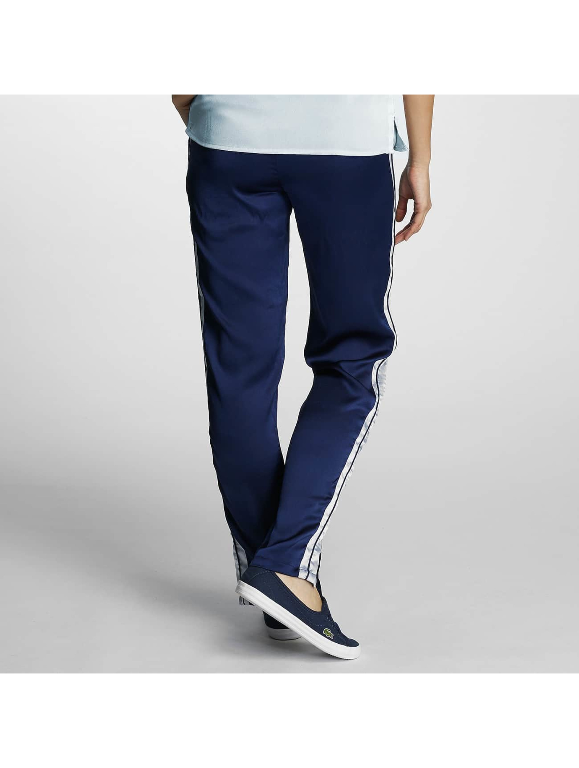 Pieces Chino pants pcEVE blue