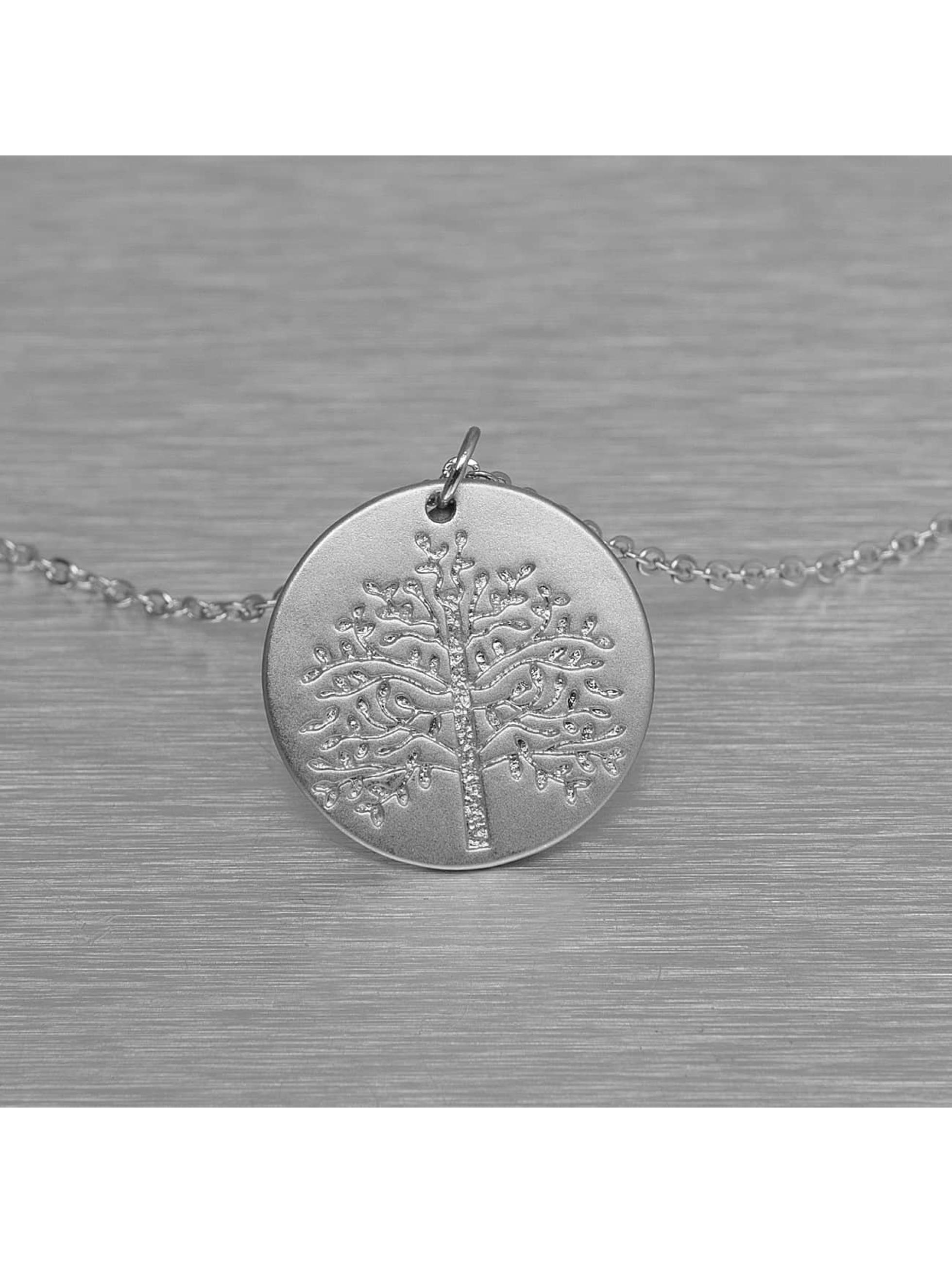 Pieces Collana pcPhoebe argento
