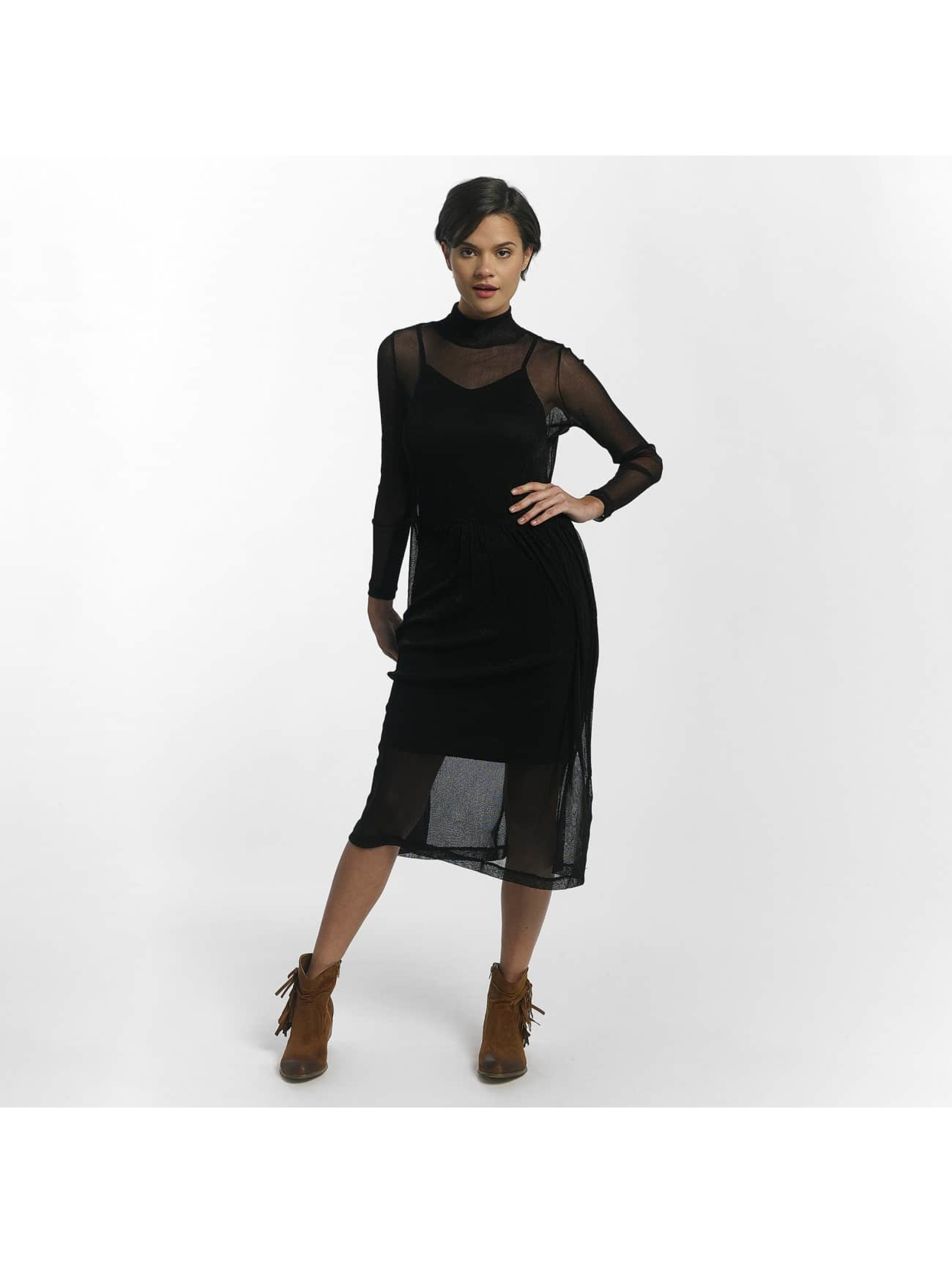 Pieces Dress pcOdina Long black