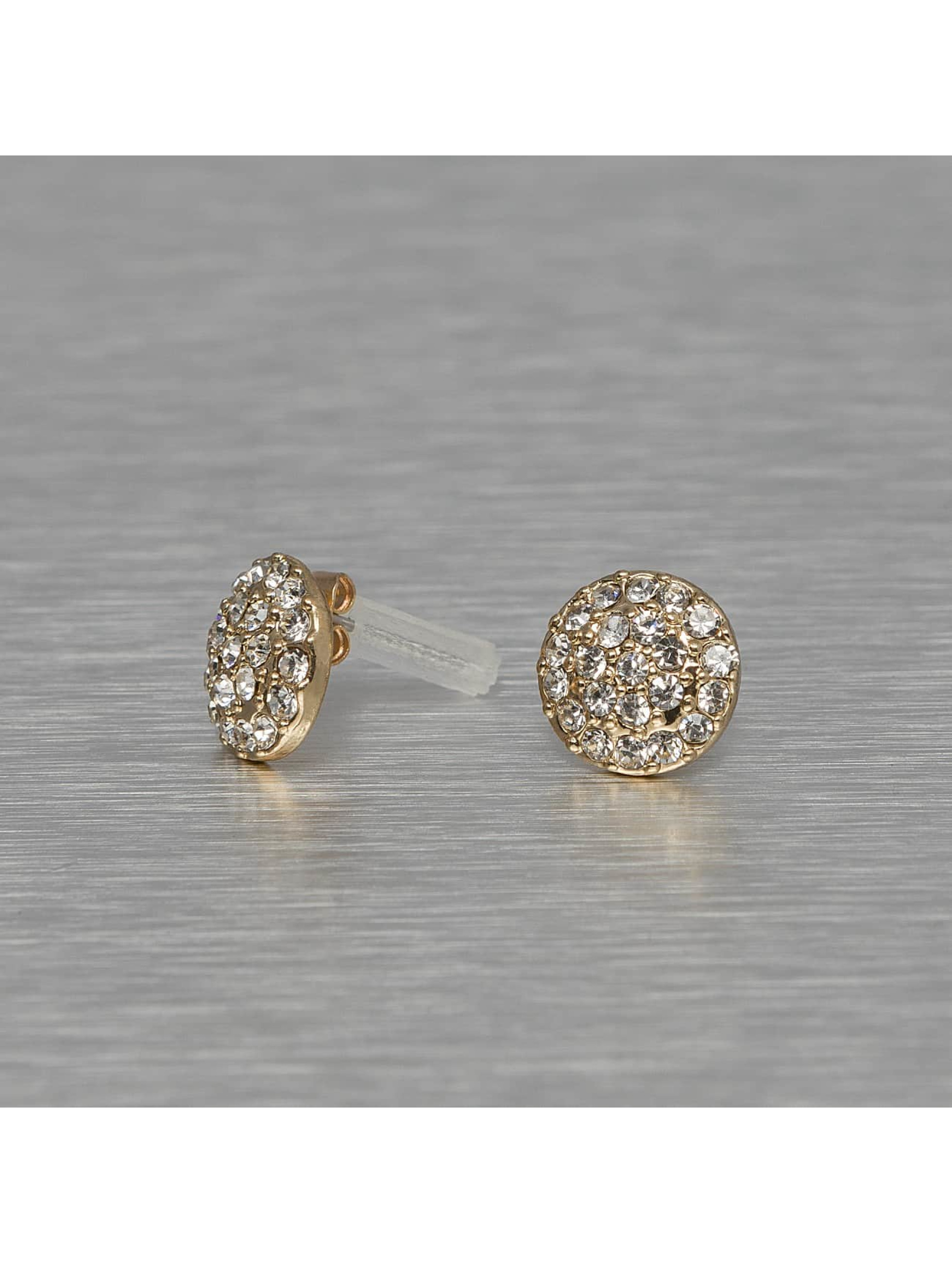 Pieces Earring PCDiana Earstud gold