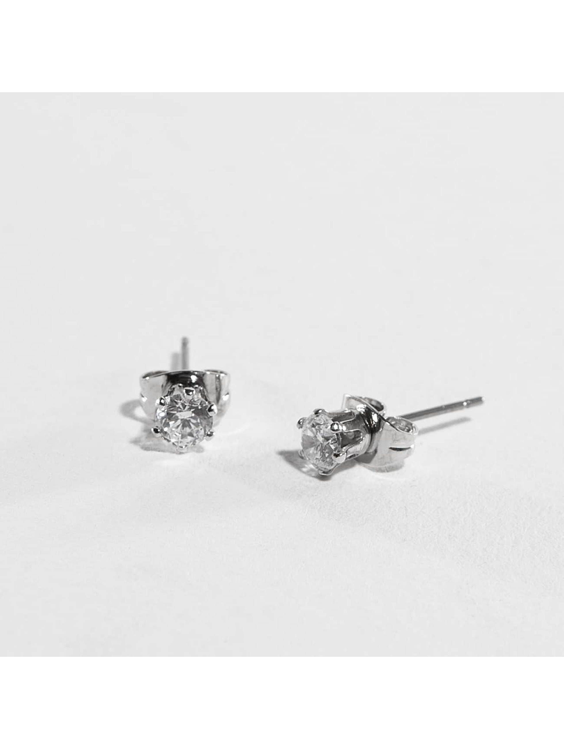 Pieces Earring pcKelly silver