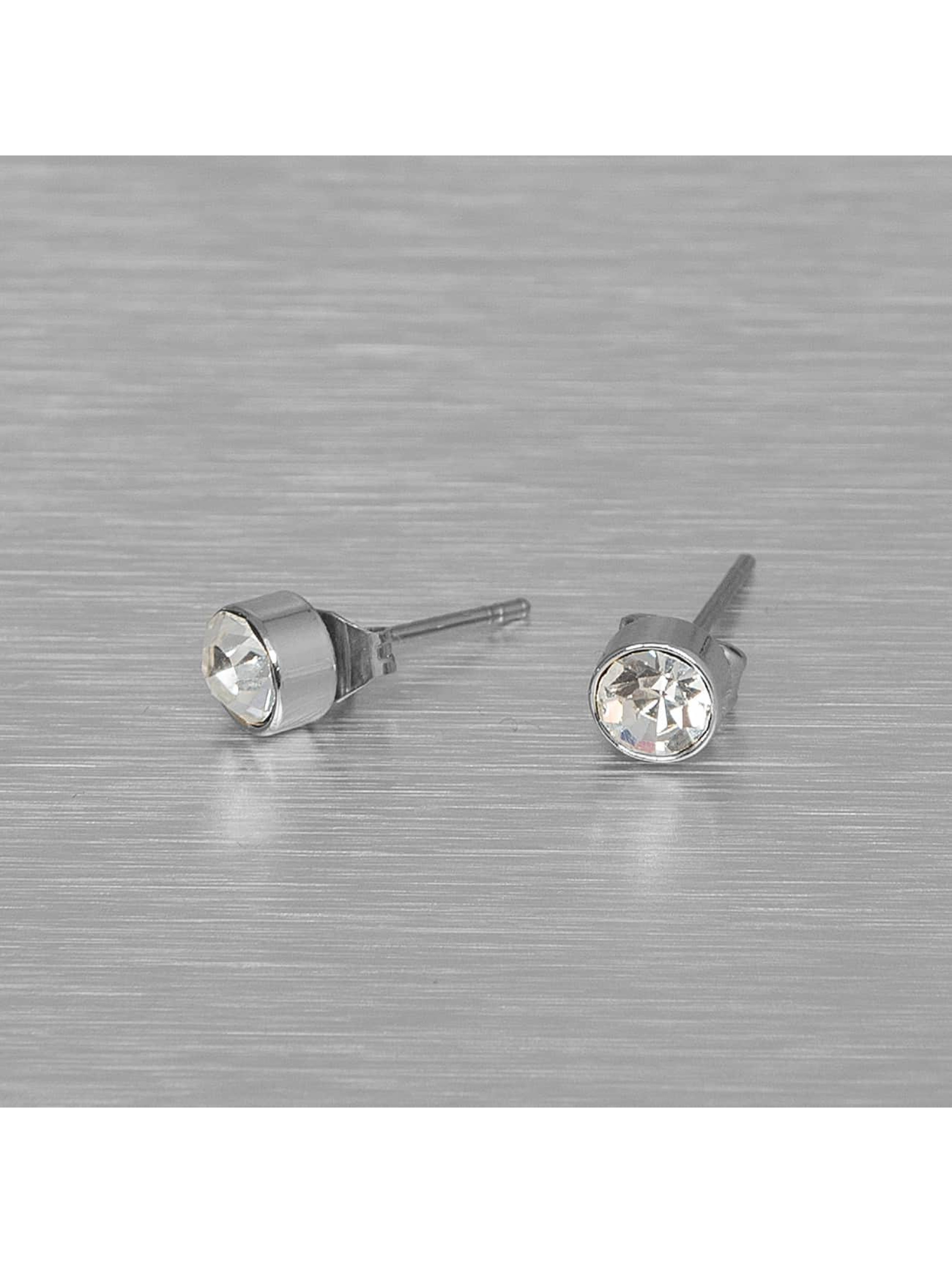 Pieces Earring pcMalle New Basic silver colored